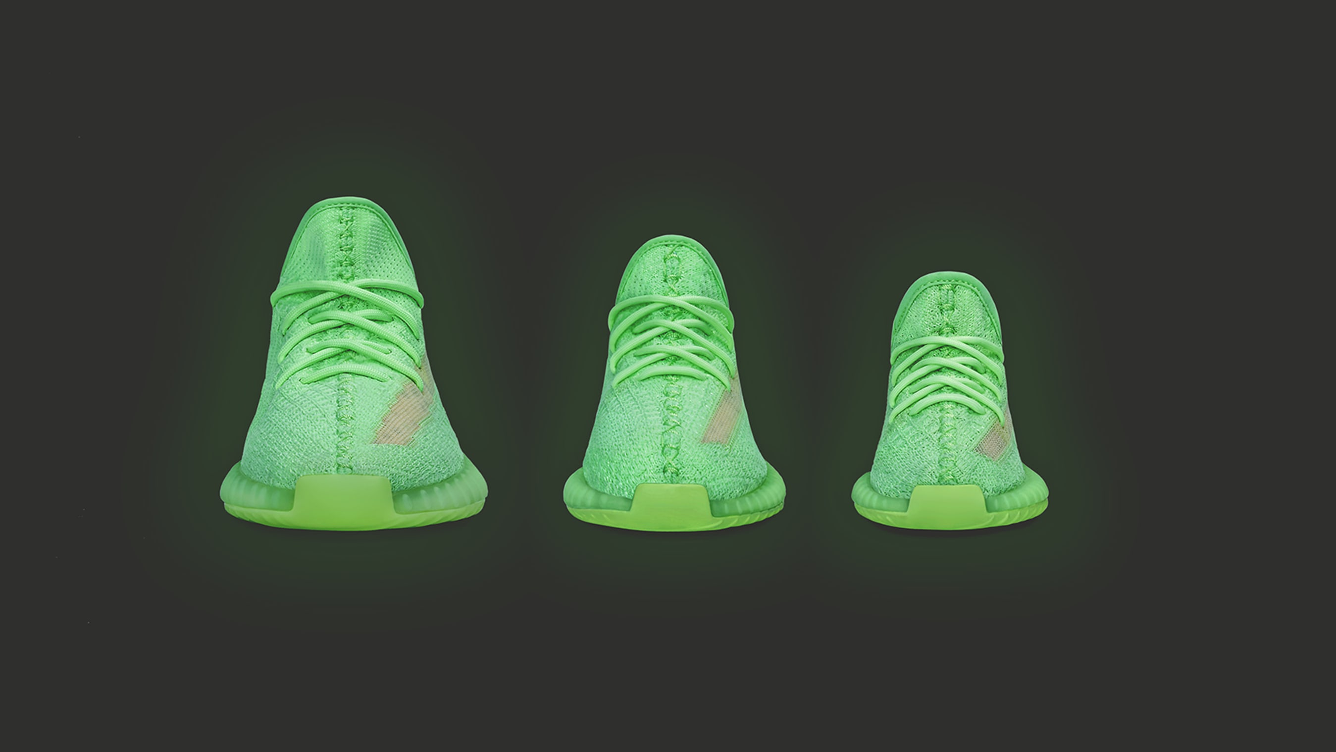 9e1741fe Adidas Yeezy Boost 350 V2 'Glow in the Dark' Release Date | Sole ...