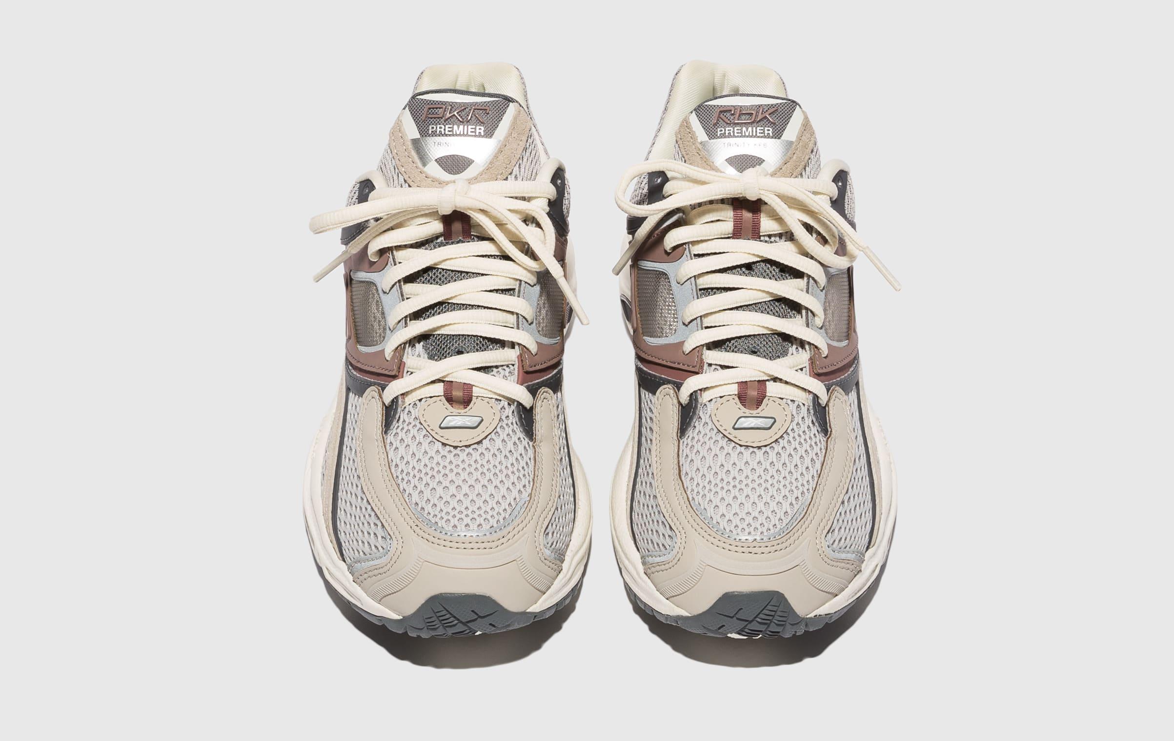 Packer Shoes x Reebok Trinity Premier Cream FY3409 Top