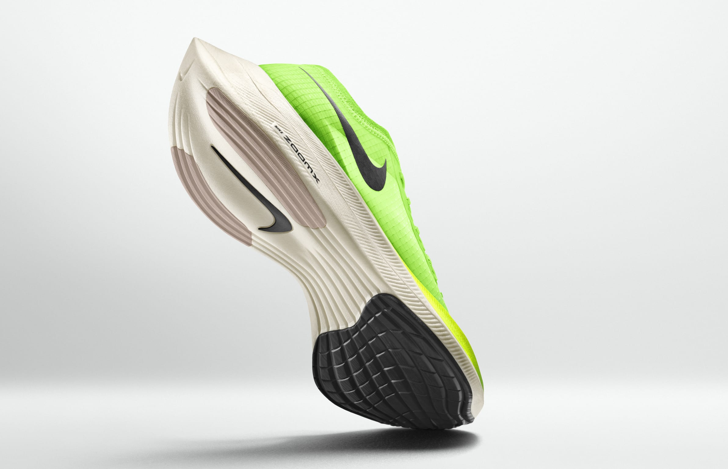 Nike ZoomX Vaporfly Next% (Lateral Sole)