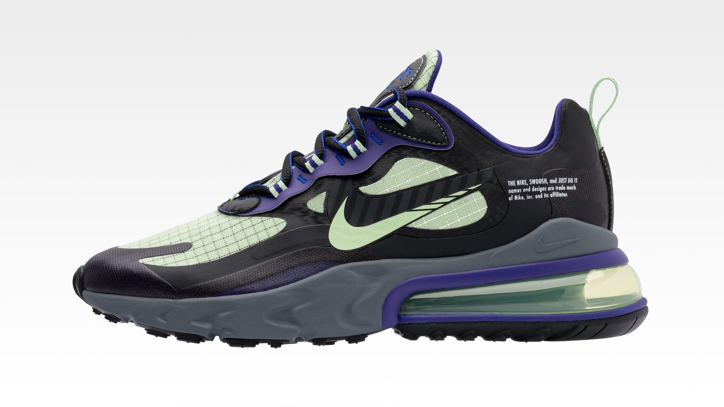 Foot Locker x Nike Air Max 270 React 'Future Swoosh' Lateral