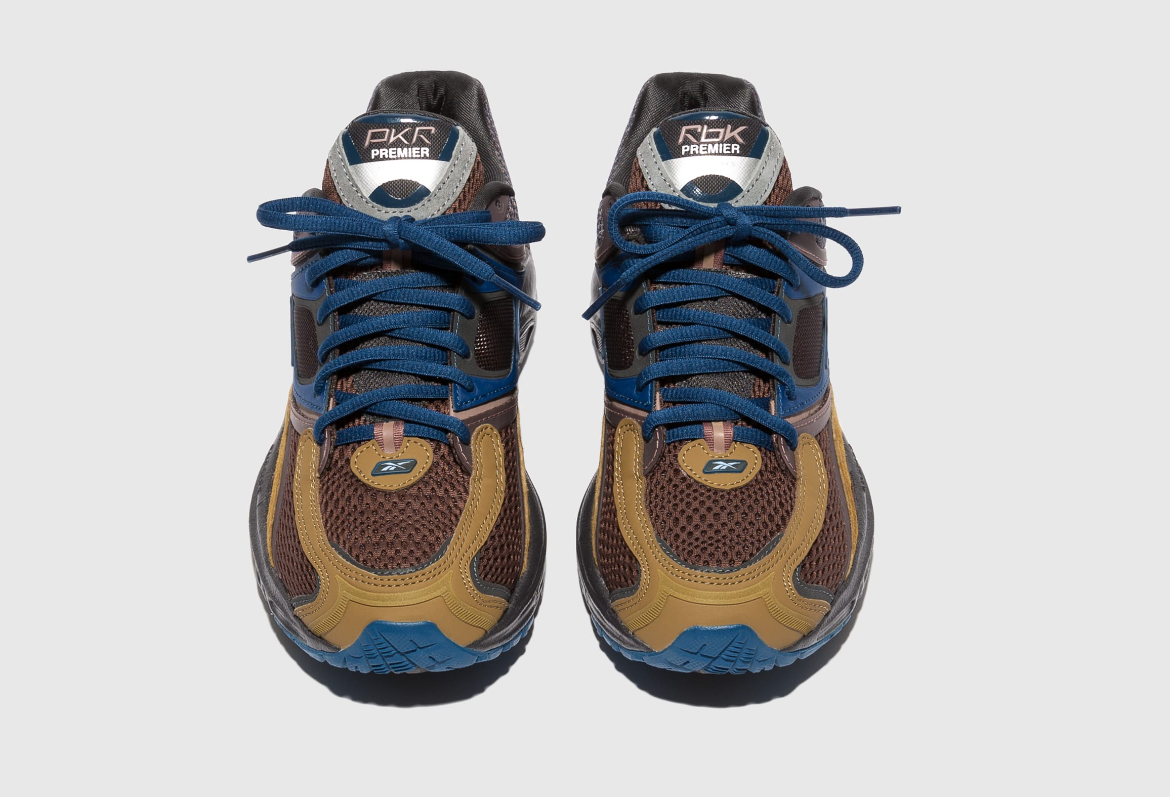 Packer Shoes x Reebok Trinity Premier Brown FY3408 Front