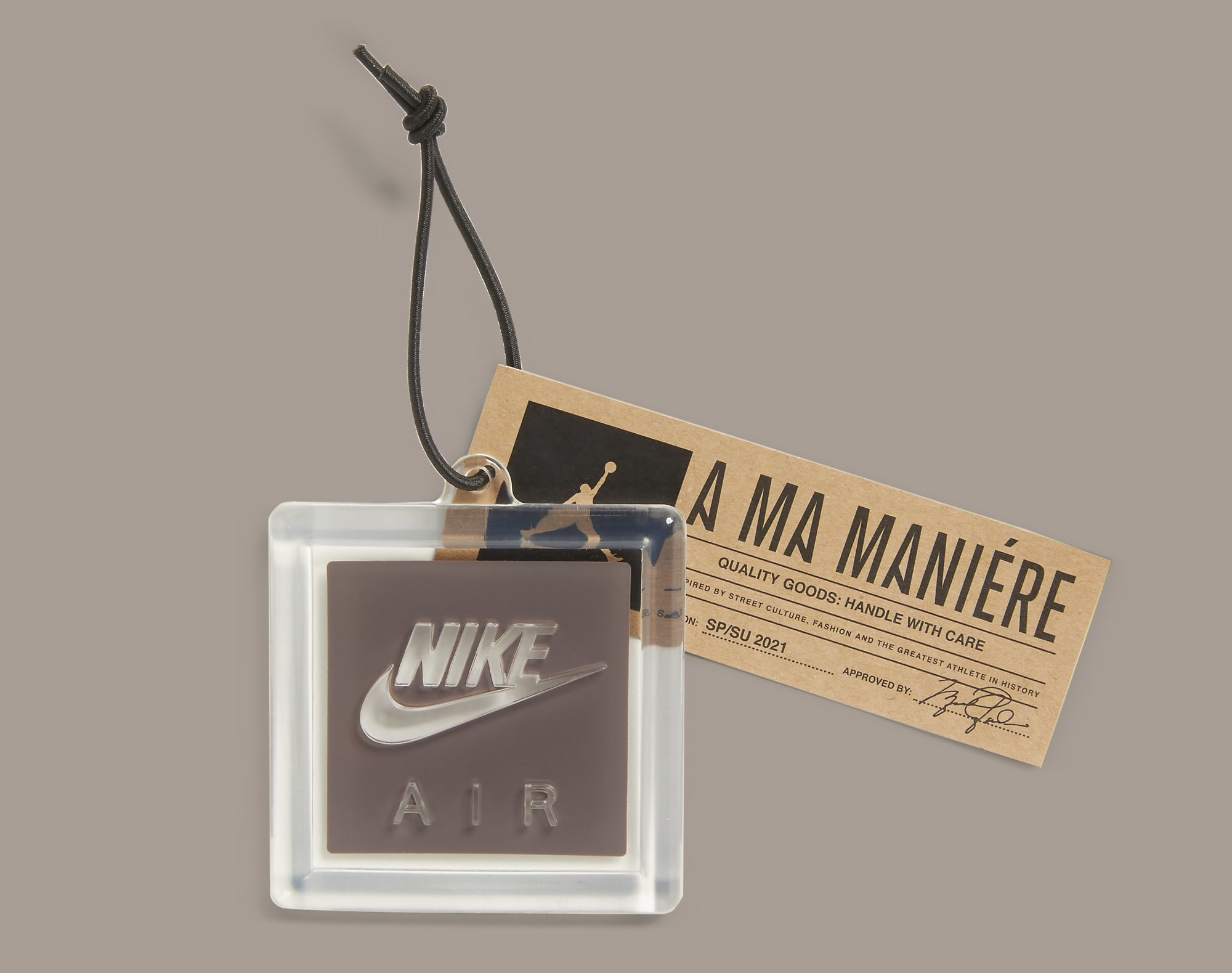 A Ma Maniere x Air Jordan 3 SP DH3434-110 Tag