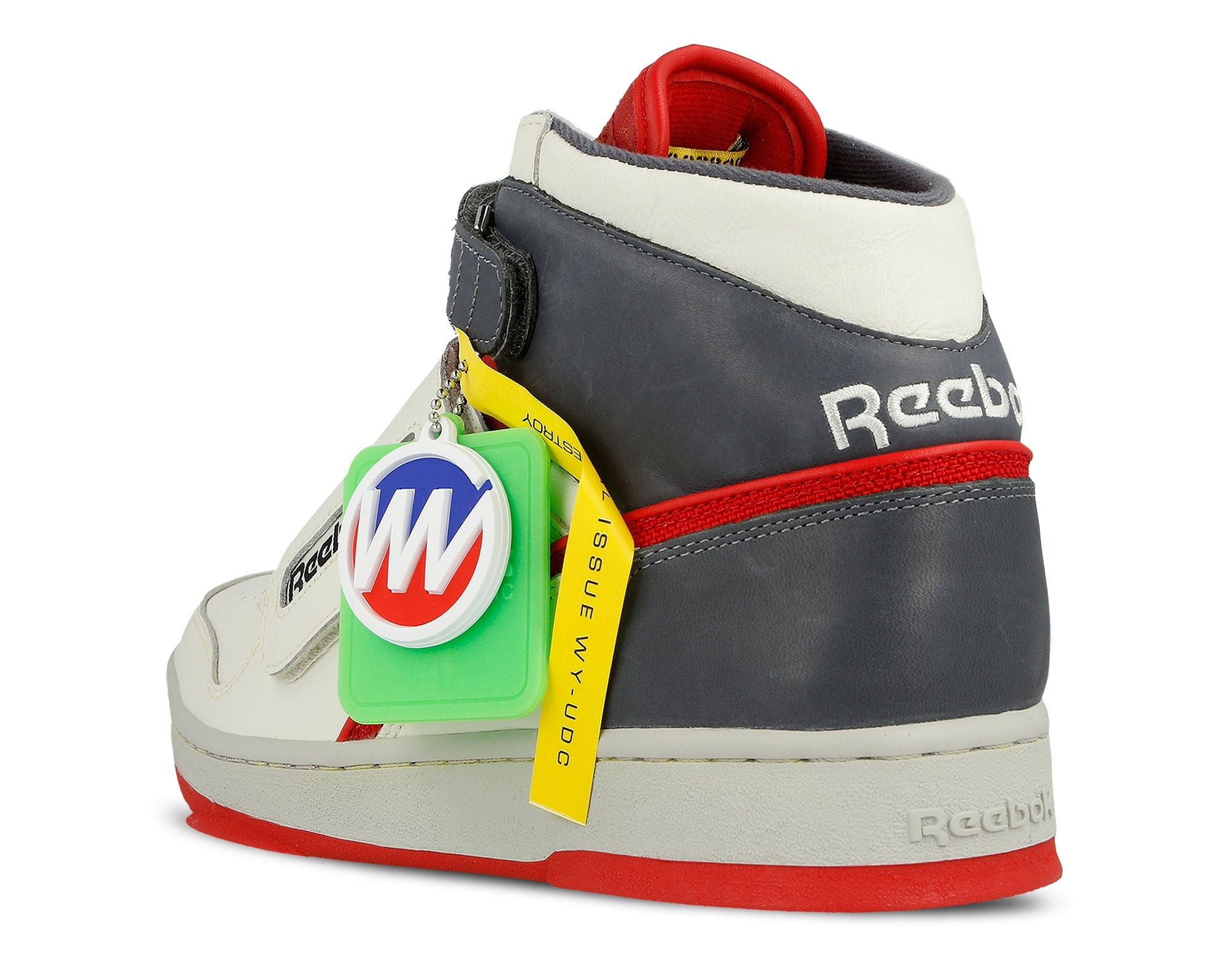 Reebok Alien Stomper Bishop Edition '40th Anniversary' DV8578 (Heel)