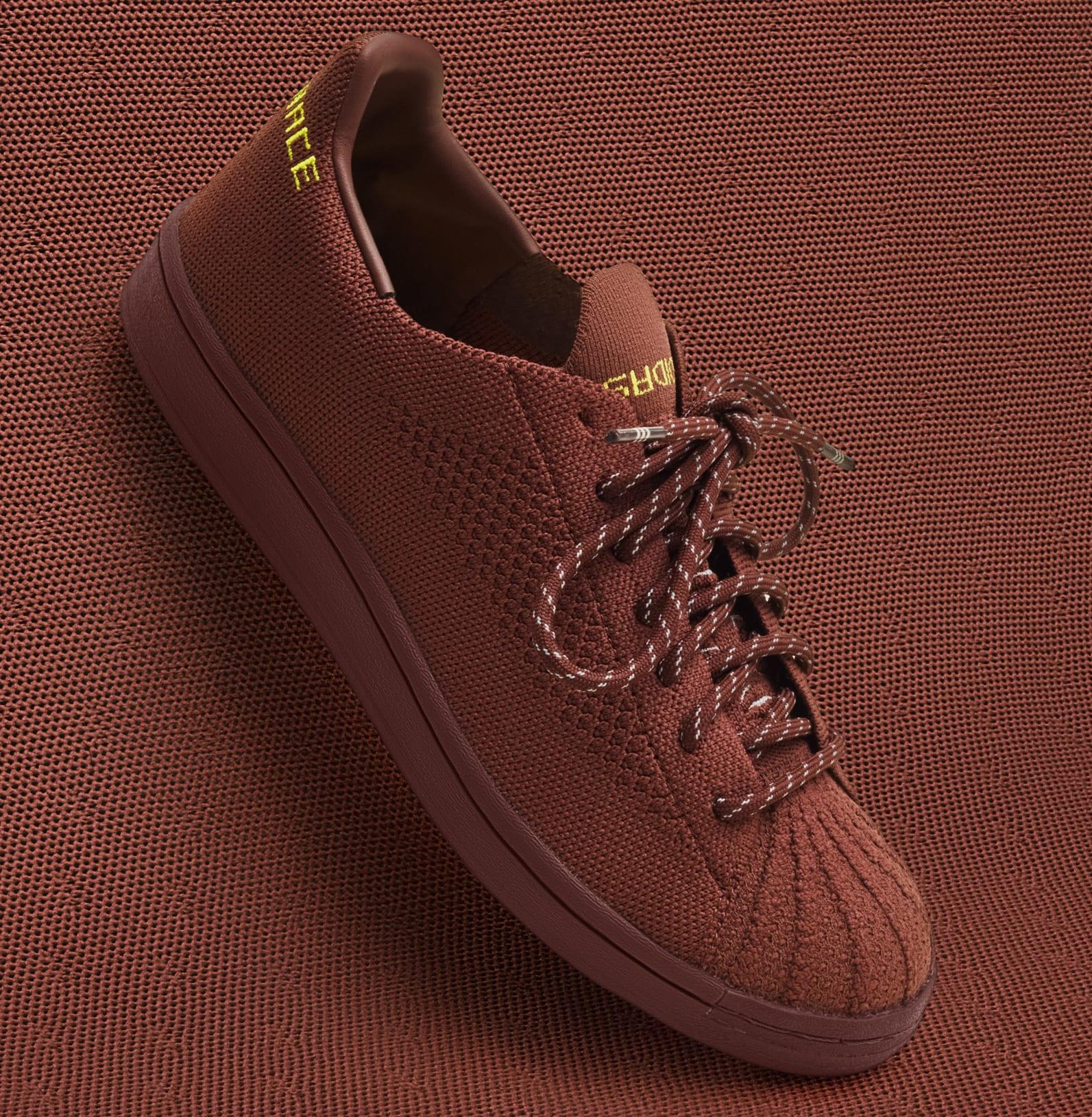 Pharrell x Adidas Superstar Brown