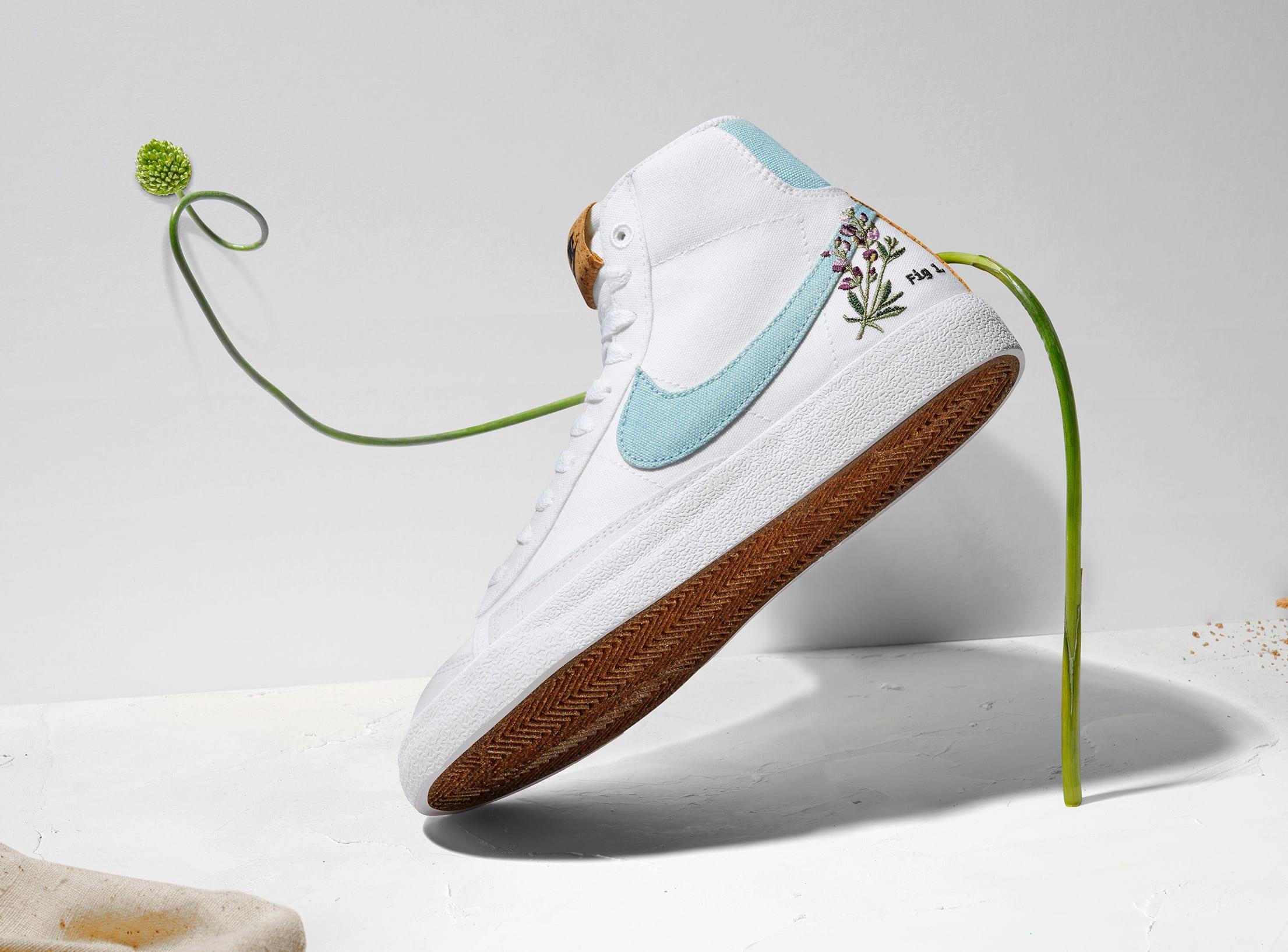 Nike Blazer Mid 'Cork Plant'