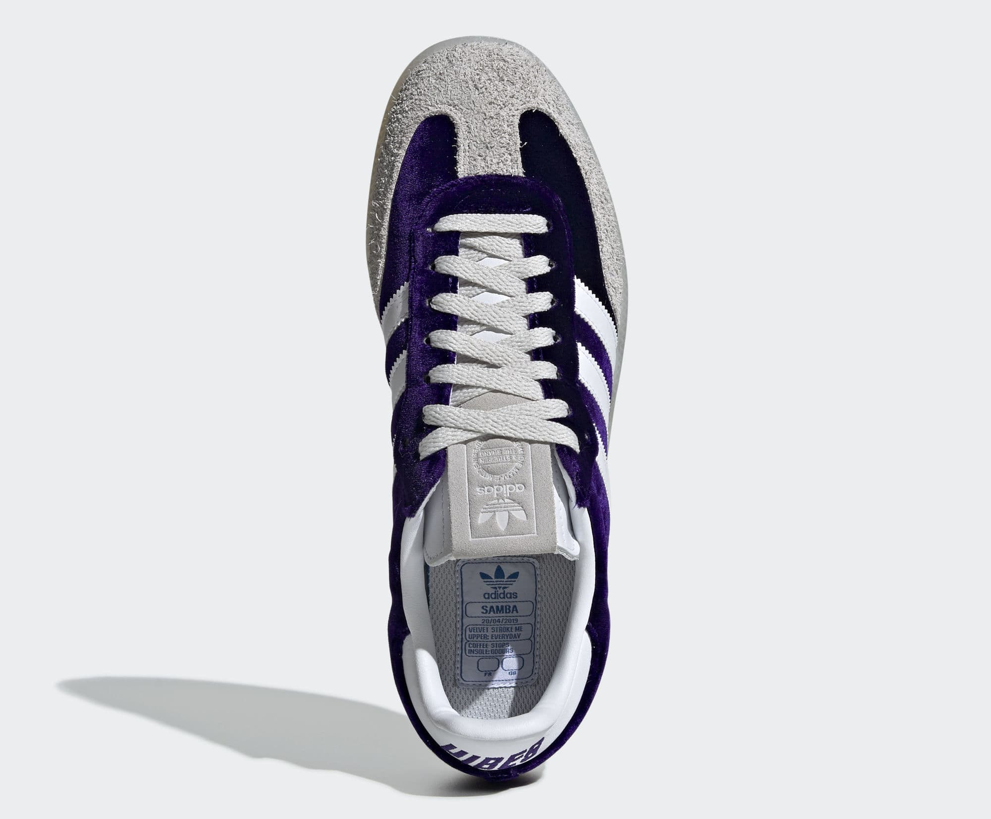 Adidas Samba 'Purple Haze' DB3011 (Top)