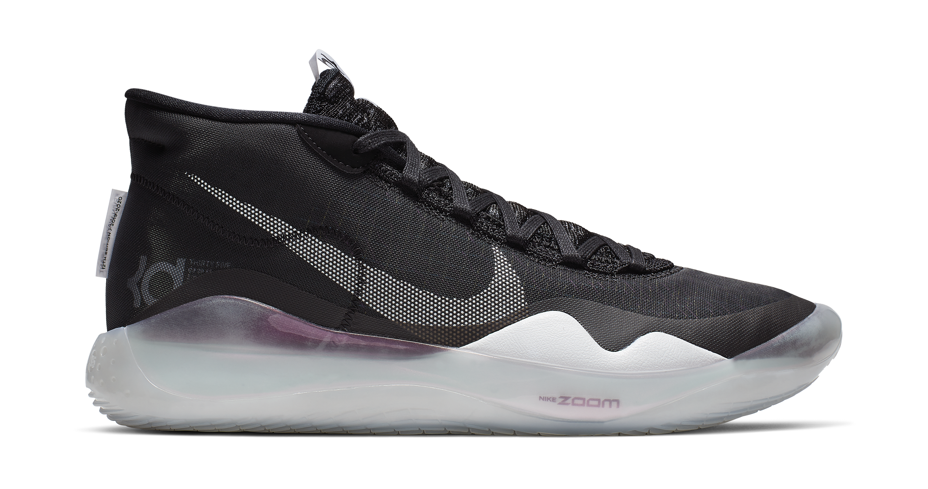 Nike KD 12 'The Day One' AR4229-001 (Lateral)