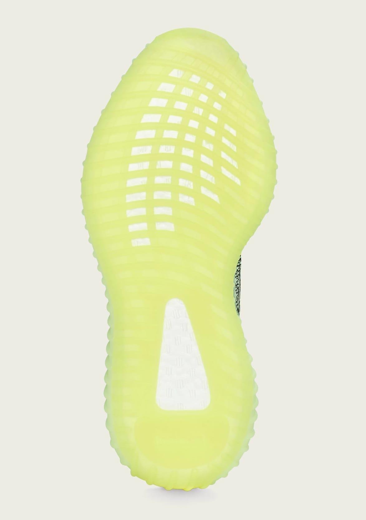 """Adidas Yeezy Boost 350 V2 """"Yeezreel"""" FW5191 Outsole"""