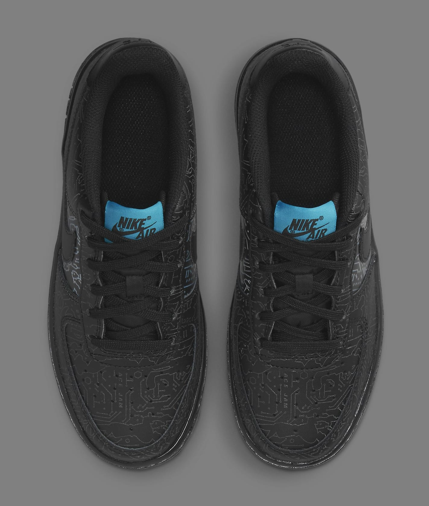 Nike Air Force 1 Low GS 'Space Jam' DN1434-001 Top