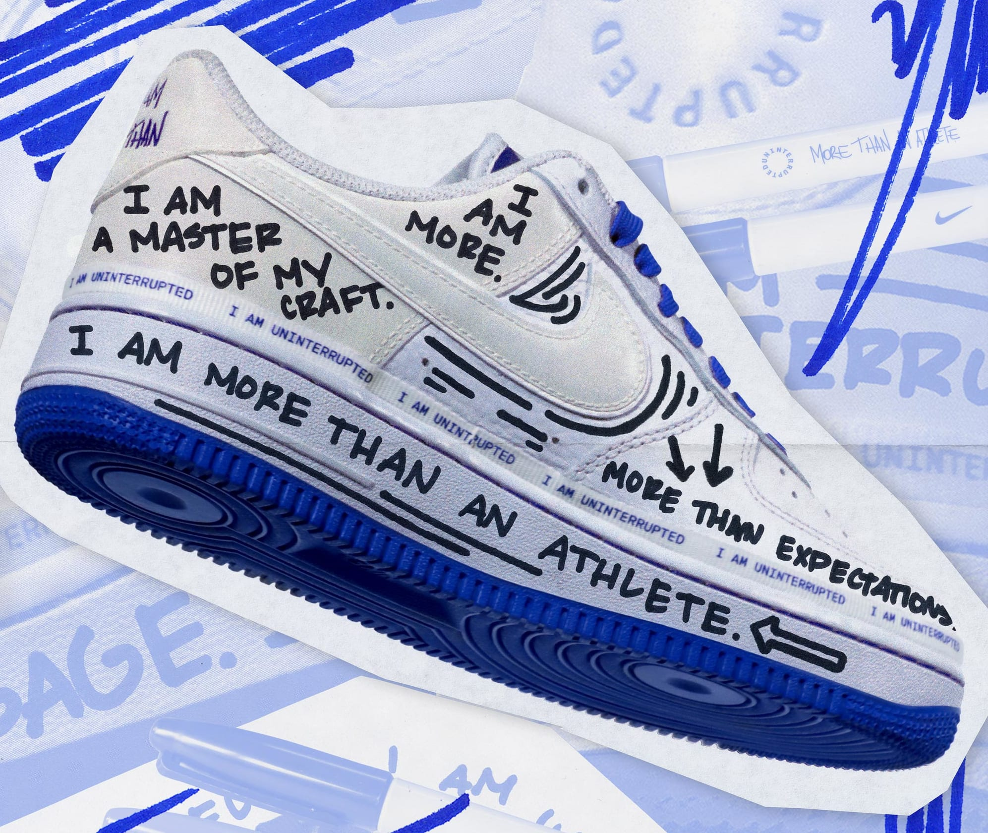 Uninterrupted x Nike Air Force 1 Release Date | Sole Collector