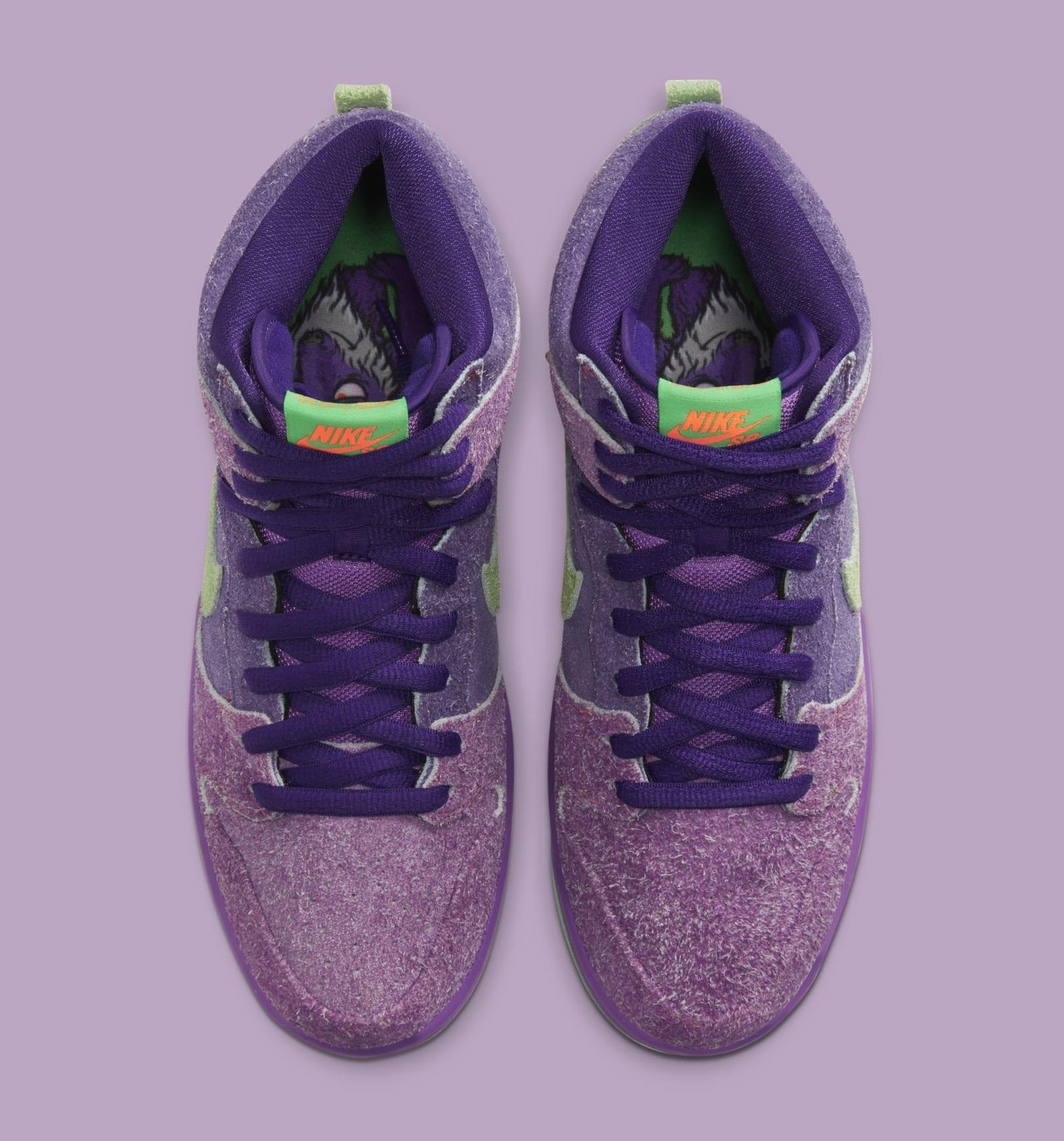 Nike SB Dunk High '420' 2020 Top