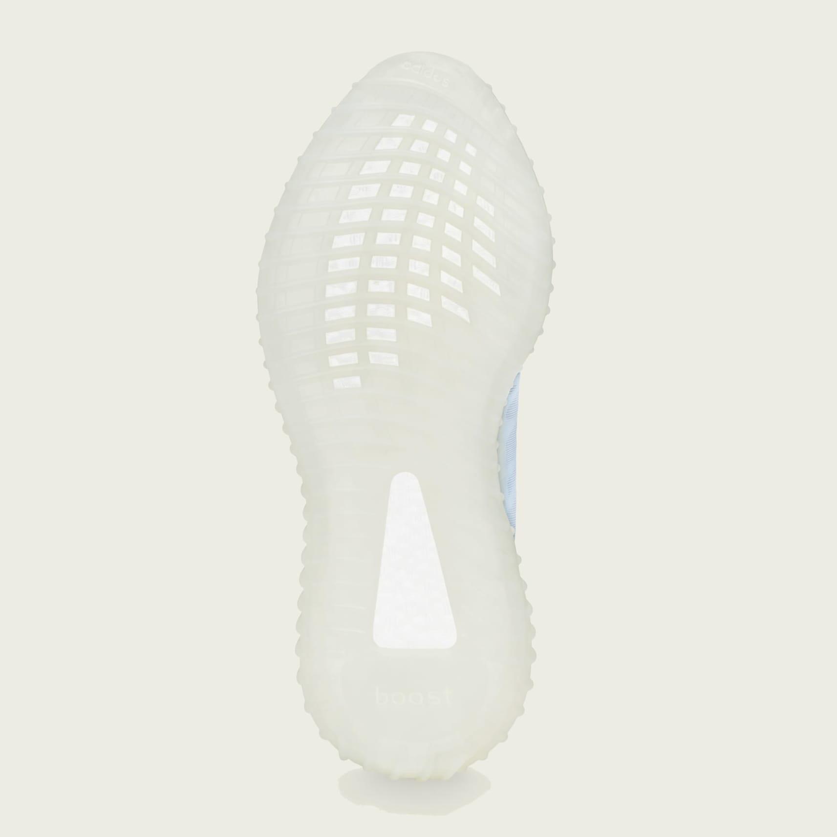 Adidas Yeezy Boost 350 V2 'Mono Ice' GW2869 Outsole