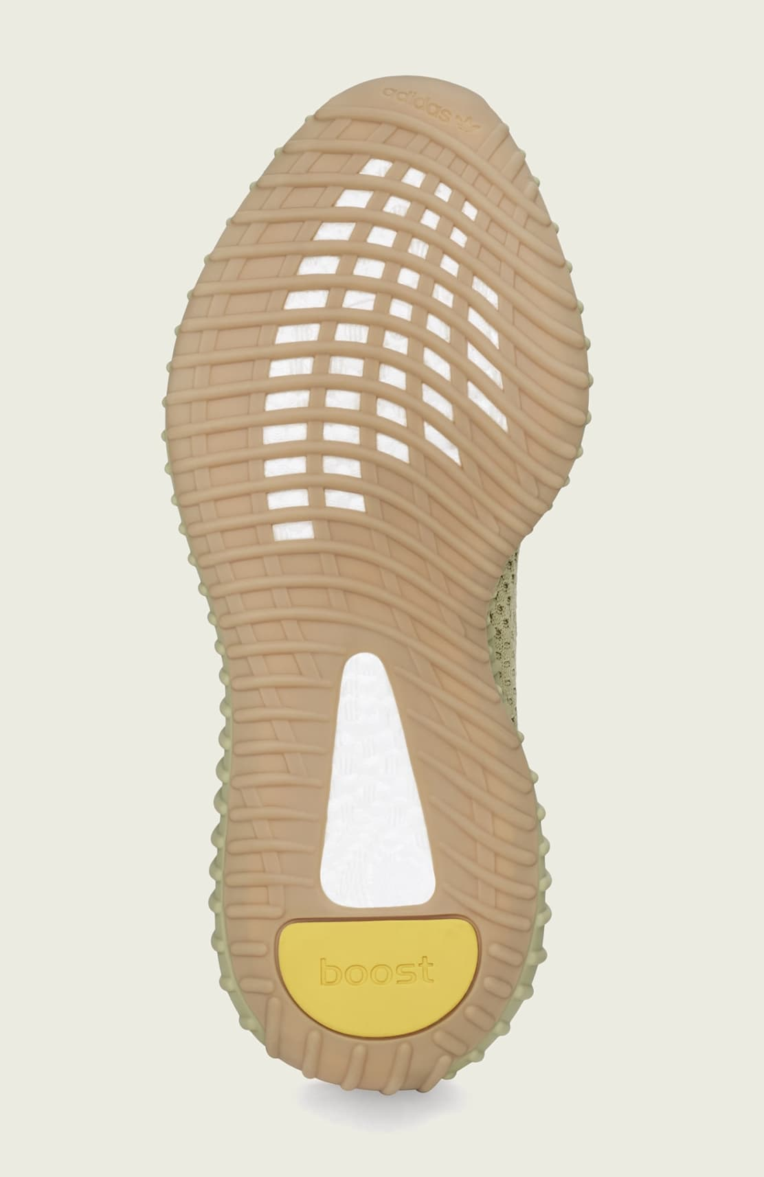 Adidas Yeezy Boost 350 V2 'Sulfur' FY5346 Outsole