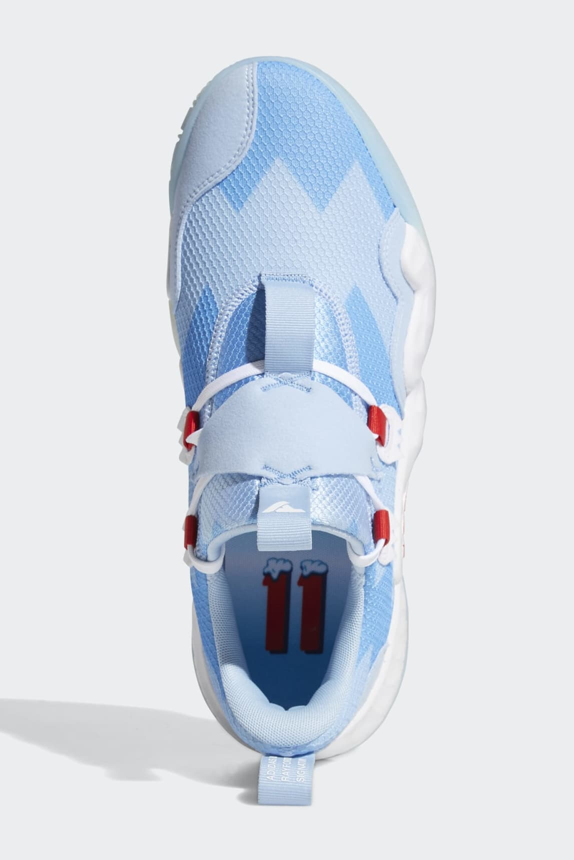 Adidas Trae Young 1 H68997 Top