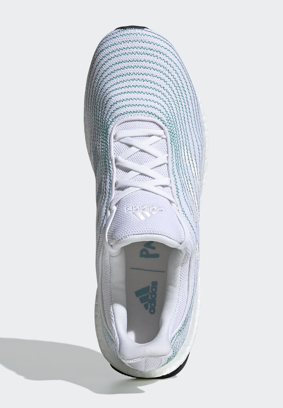 Parley x Adidas Ultra Boost Uncaged EH1173 Top