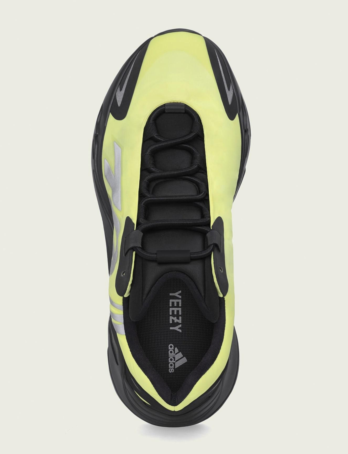 Adidas Yeezy Boost 700 MNVN 'Phosphor' FY3727 Top