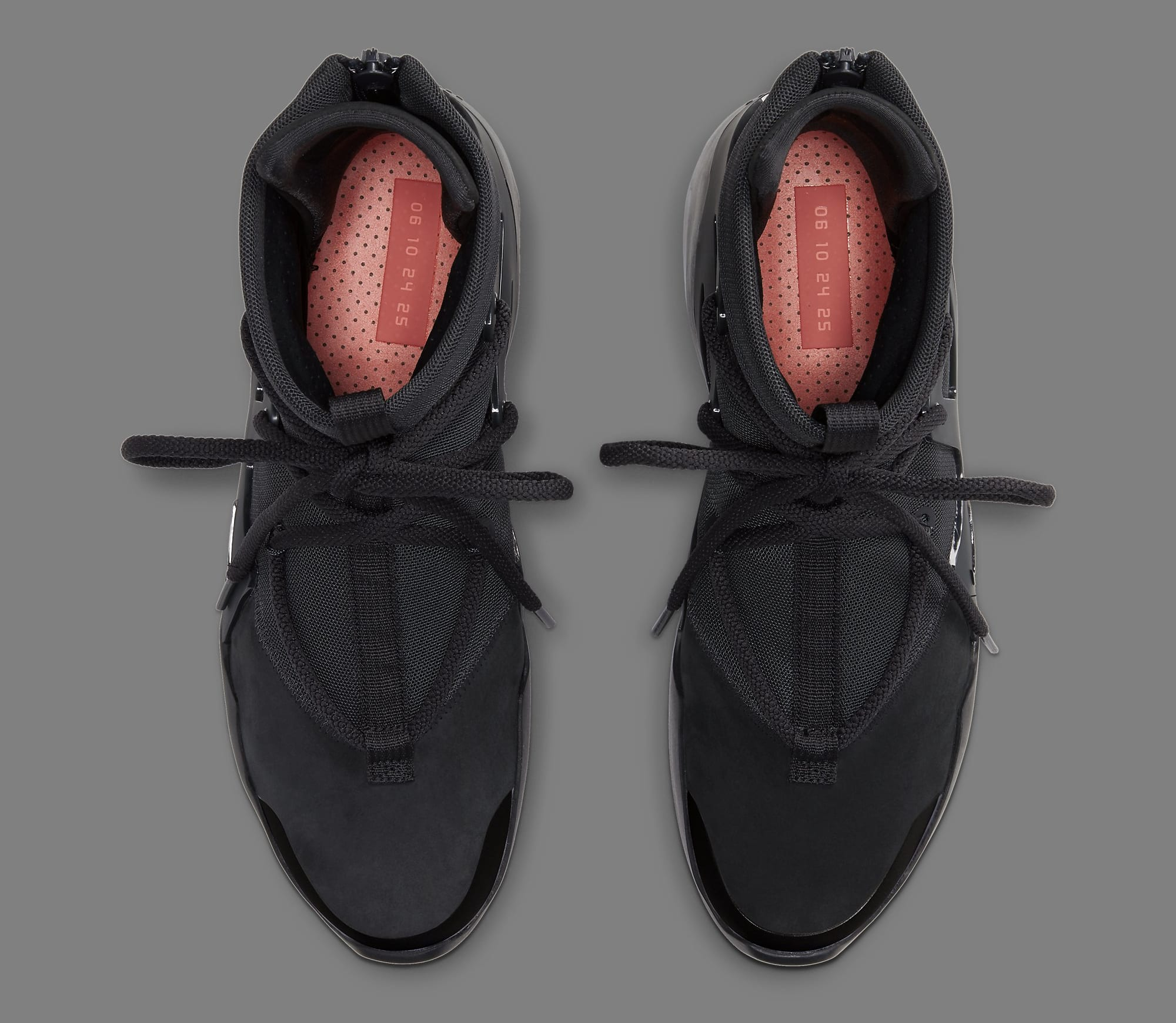 Nike Air Fear of God 1 'Triple Black' AR4237-005 Top