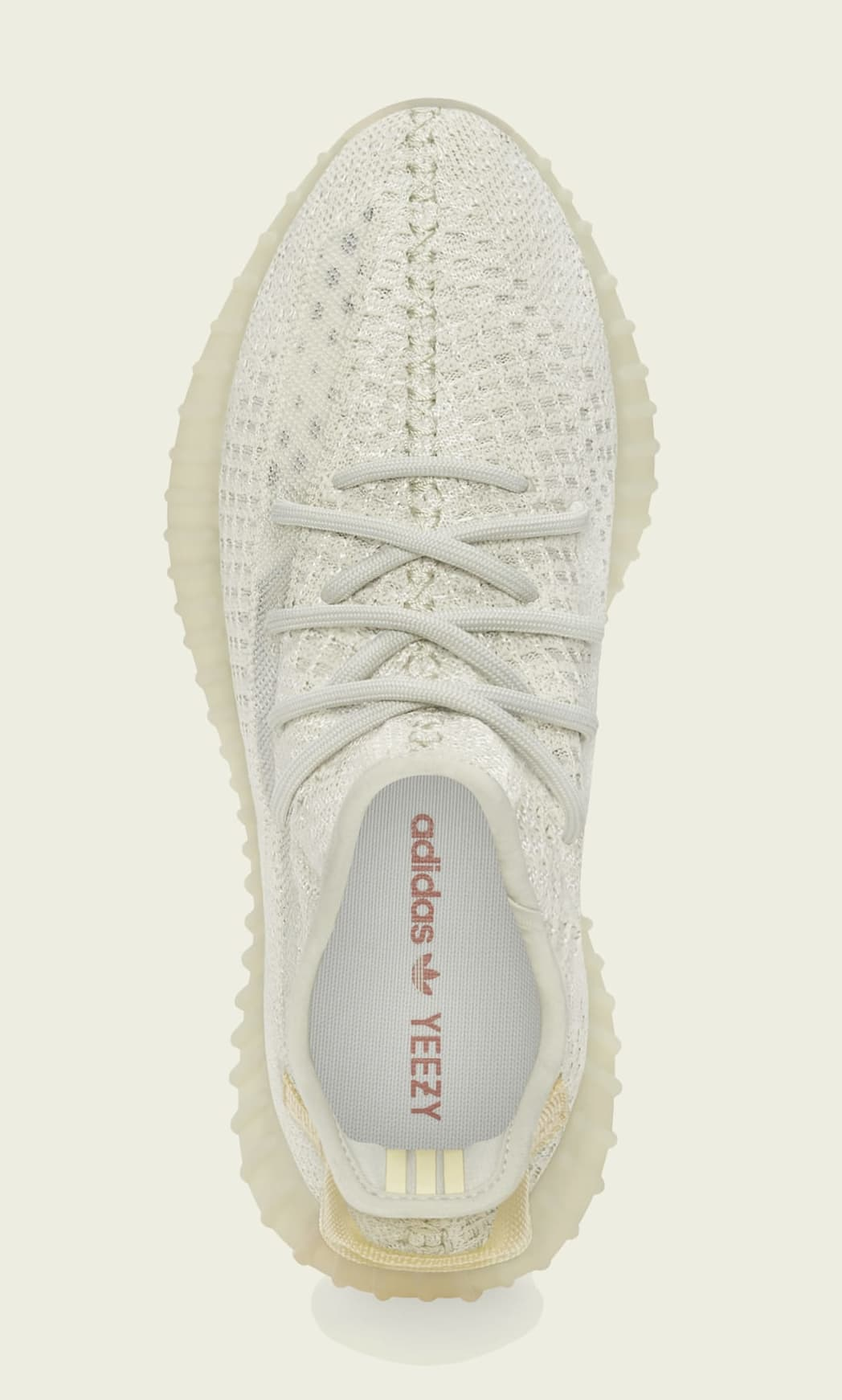 Adidas Yeezy Boost 350 V2 'Light' GY3438 Top