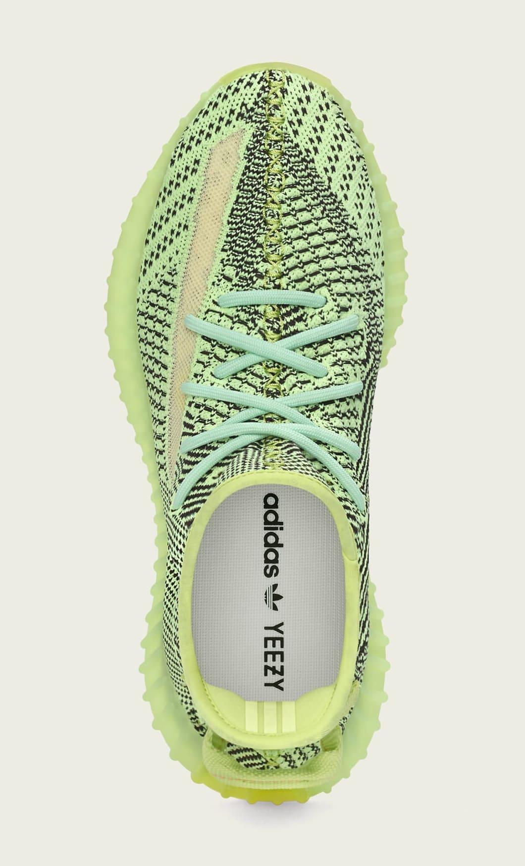 "Adidas Yeezy Boost 350 V2 ""Yeezreel"" FW5191 Top"