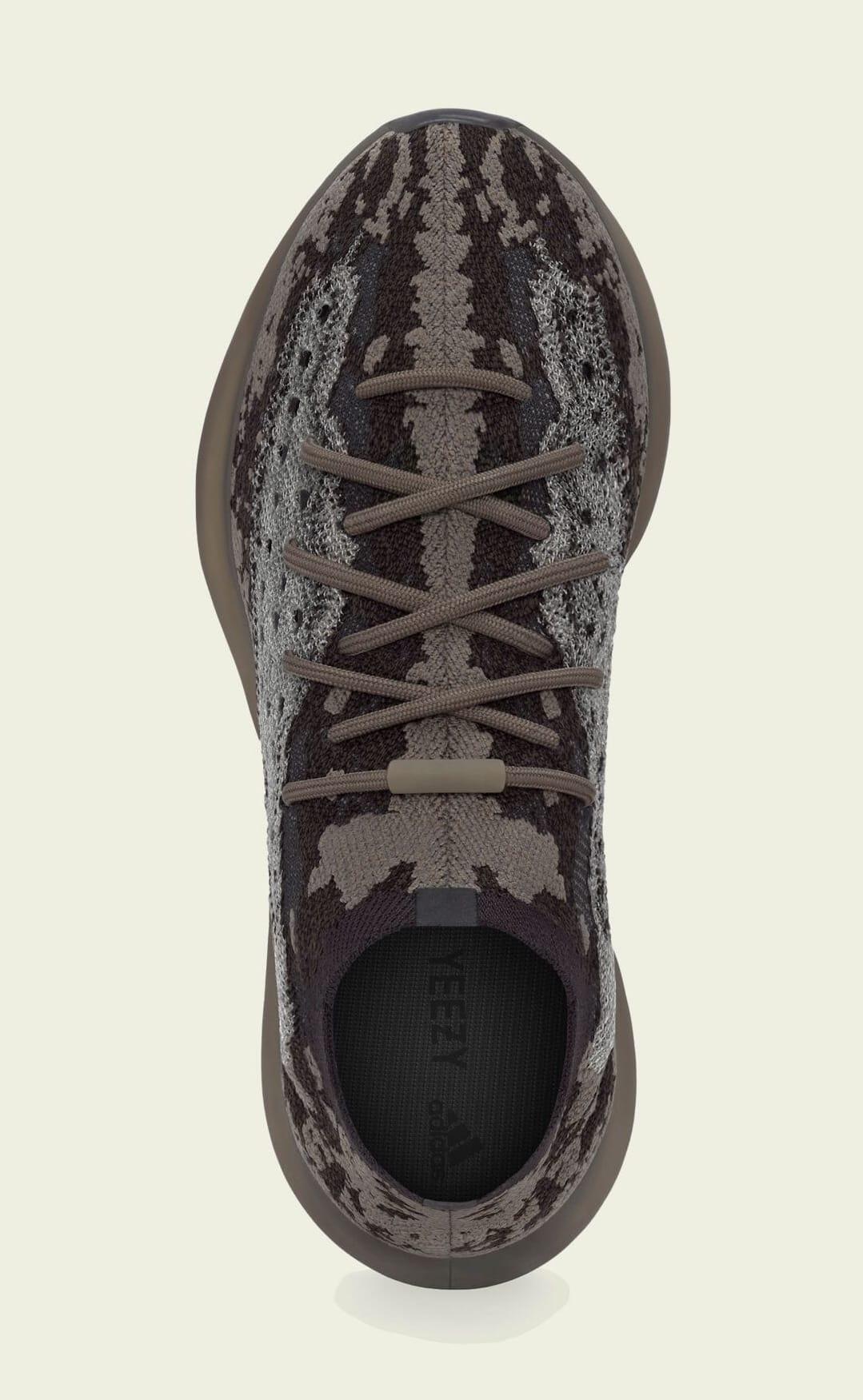 Adidas Yeezy Boost 380 'Stone Salt' GZ0472 Top