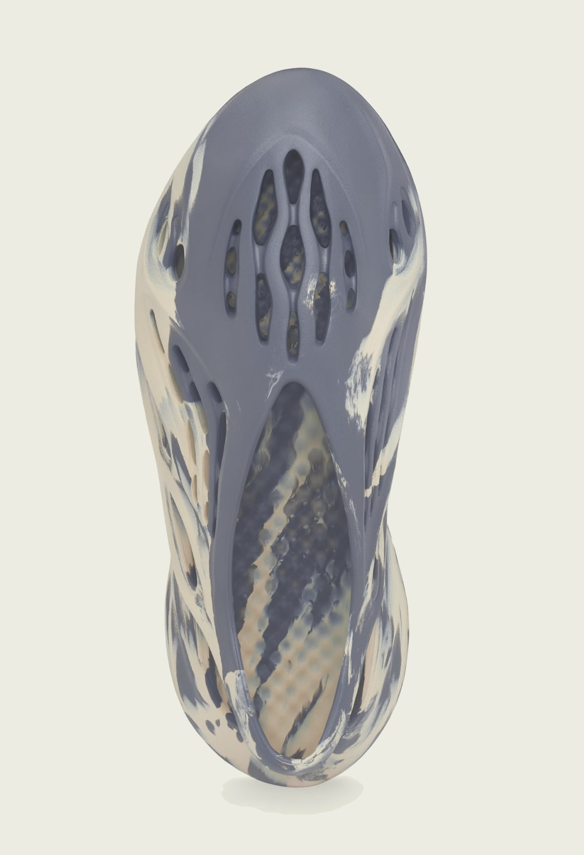 Adidas Yeezy Foam Runner 'Mxt Moon Gray' GV7904 Top