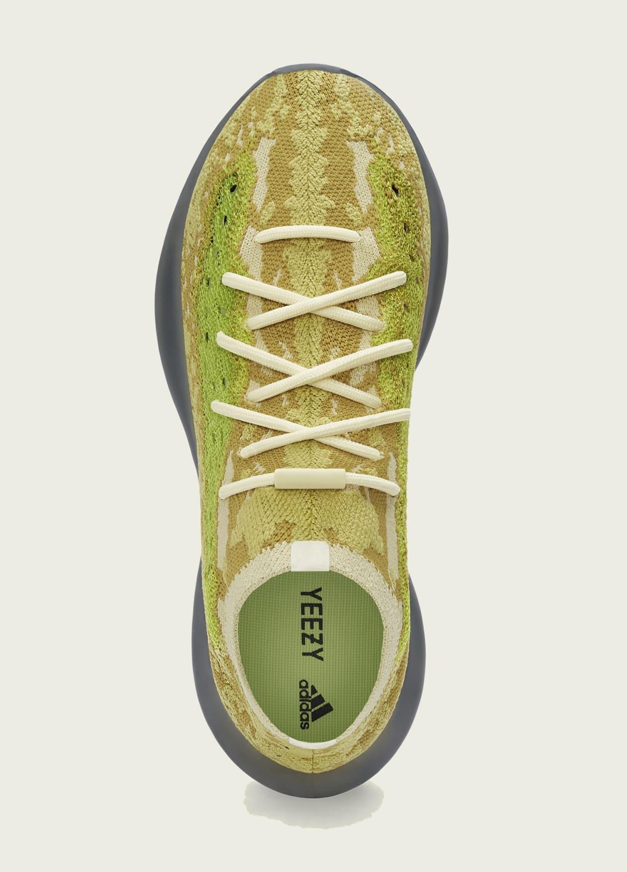 Adidas Yeezy Boost 380 'Hylte' FZ4990 Top
