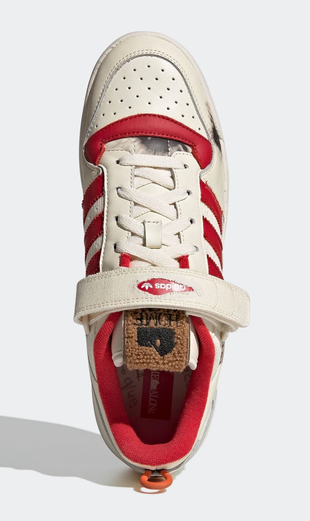 Home Alone x Adidas Forum Low GZ4378 Top