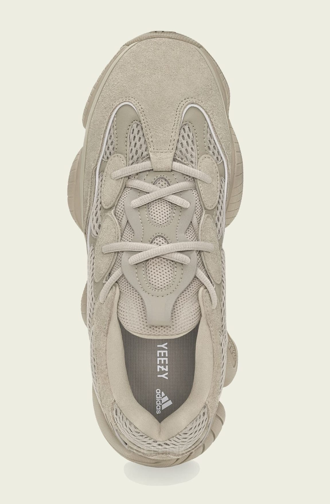 Adidas Yeezy 500 'Taupe Light' Top