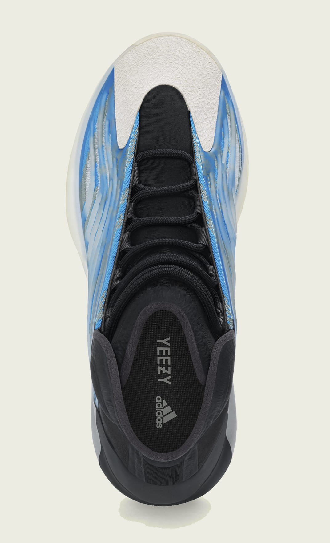 Adidas Yeezy Quantum Adults 'Frozen Blue' GZ8872 Top