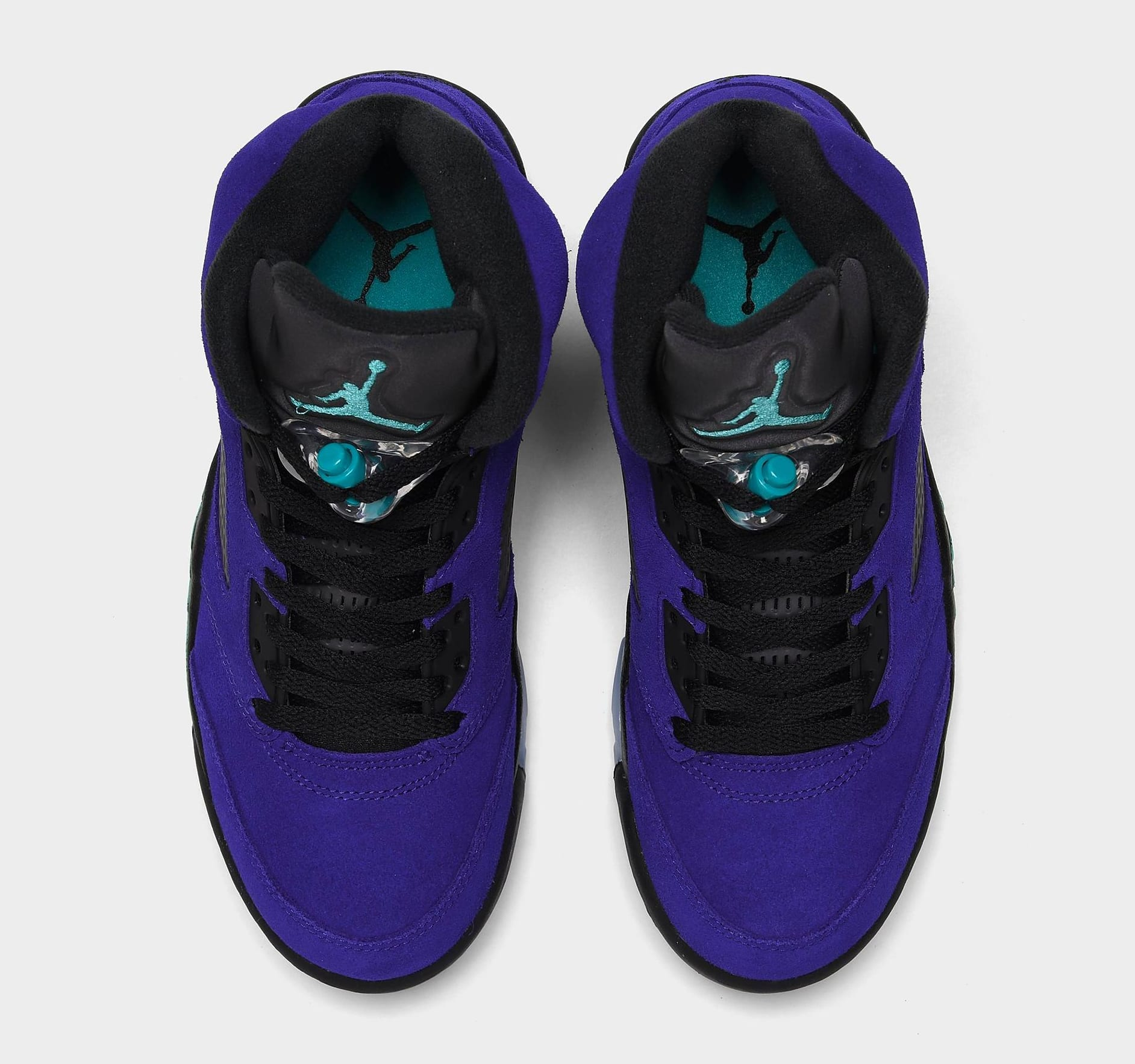 Air Jordan 5 Retro 'Alternate Grape' 136027-500 Top
