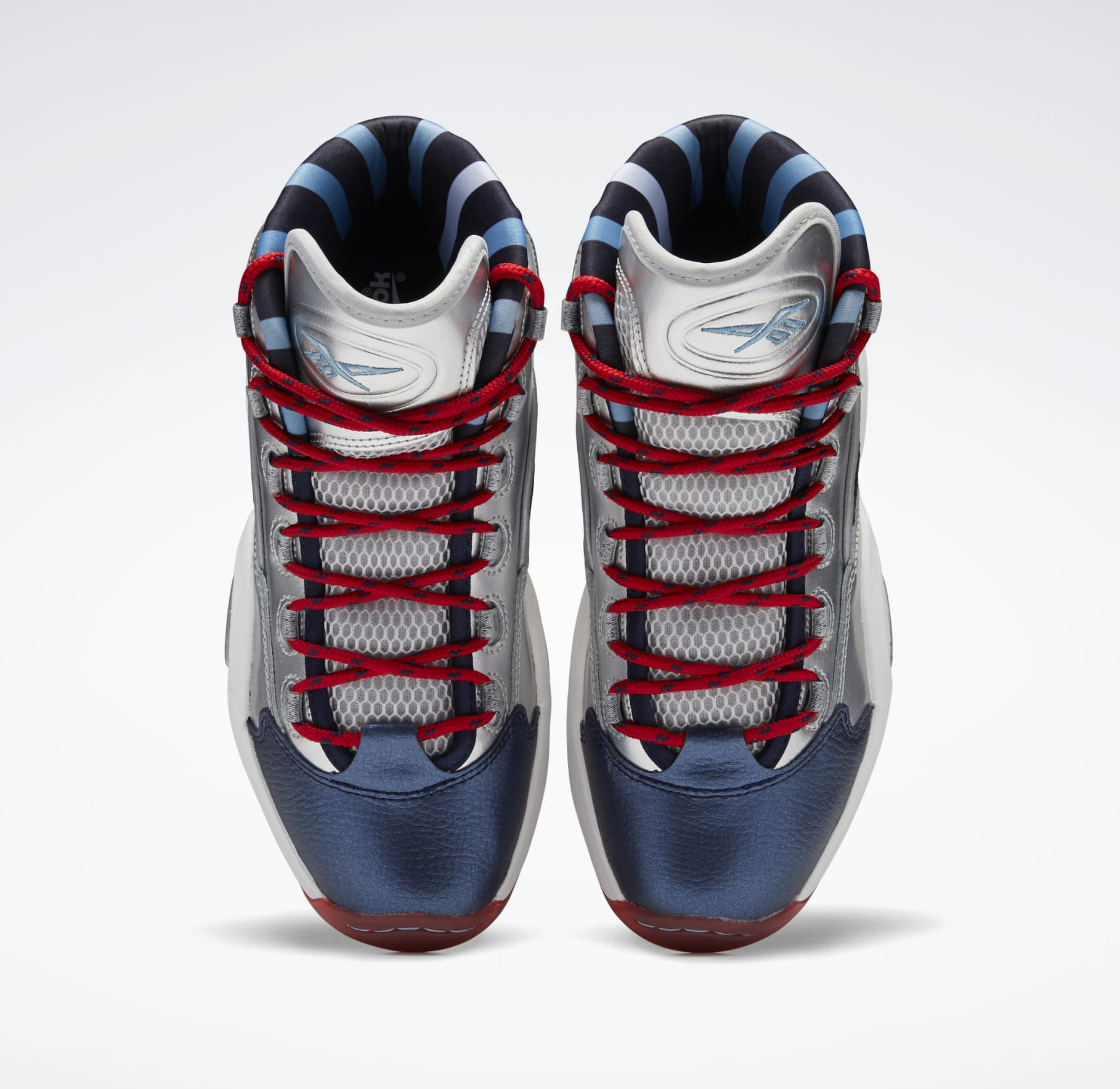 Reebok Question Mid 'Crossed Up, Step Back' FZ1366 Top