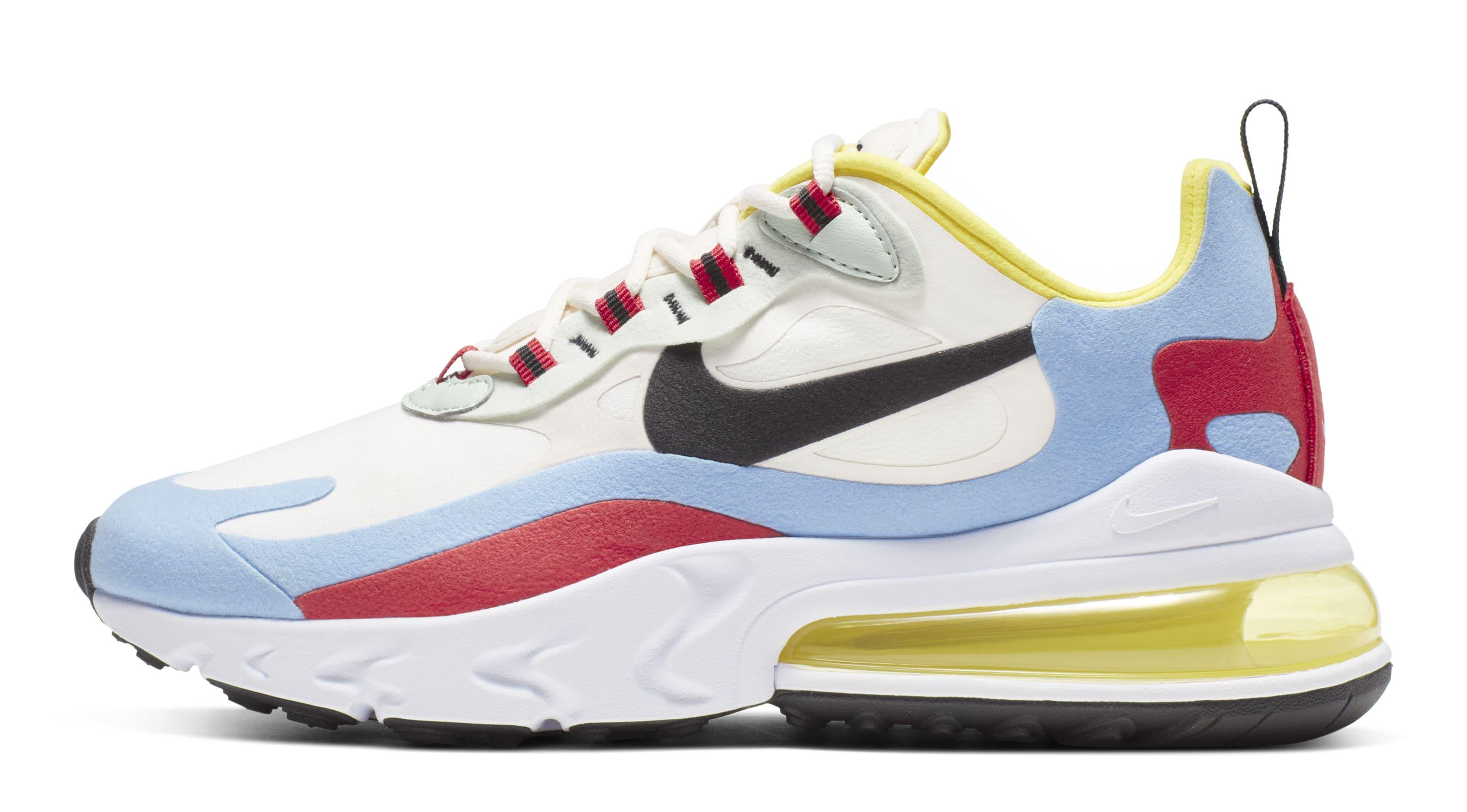 Nike Air Max 270 React WMNS (Lateral)