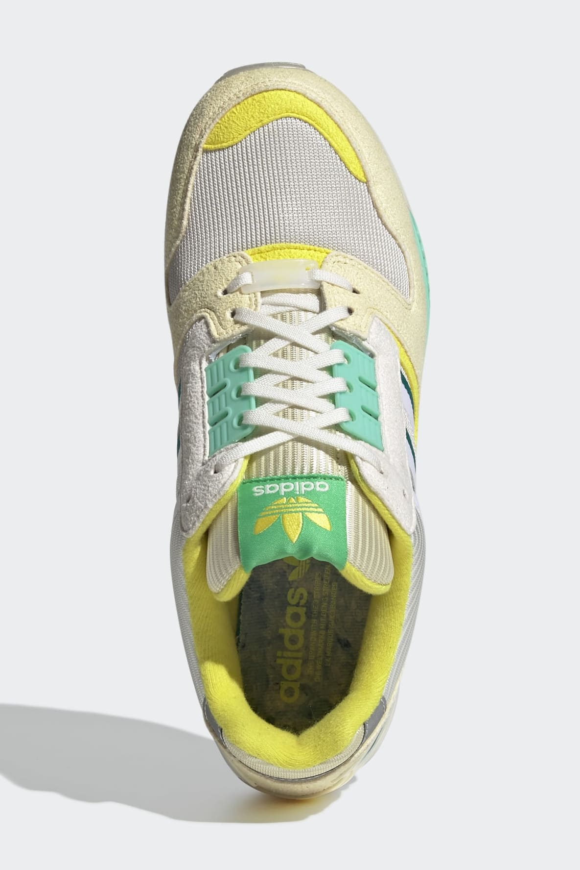 Adidas ZX 8000 'Frozen Lemonade' H68010 Top