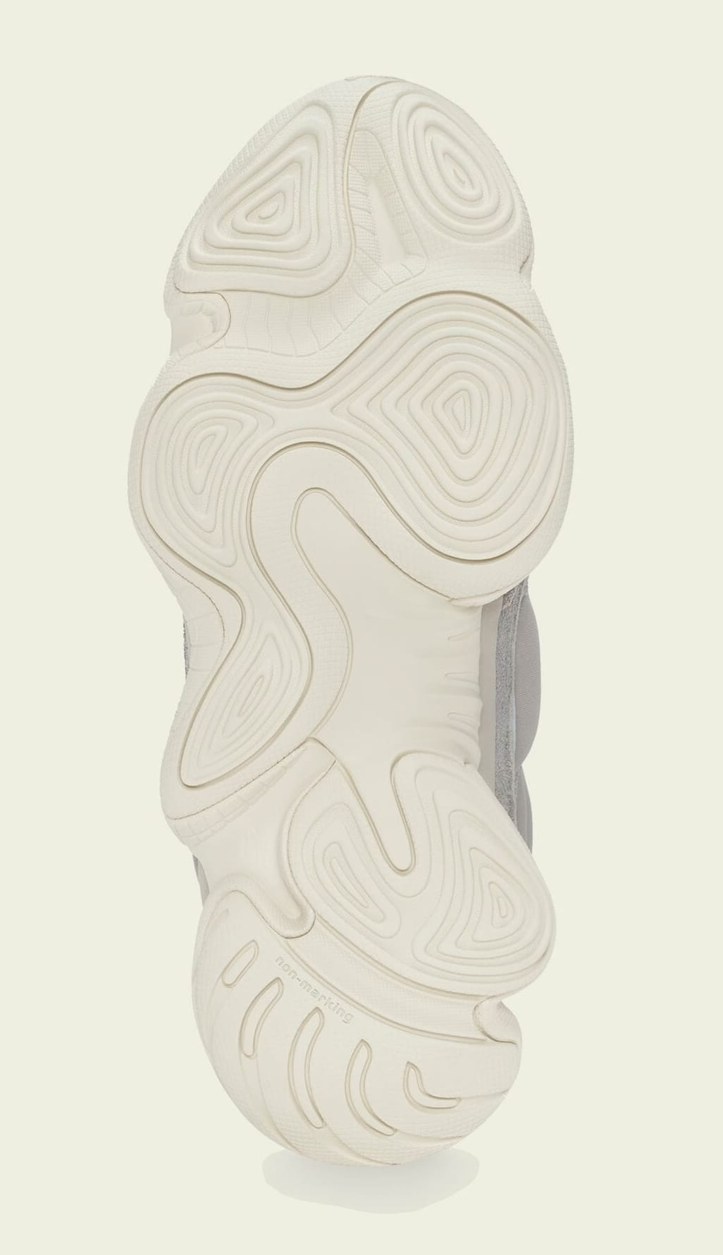 Adidas Yeezy 500 High 'Mist Stone' Outsole