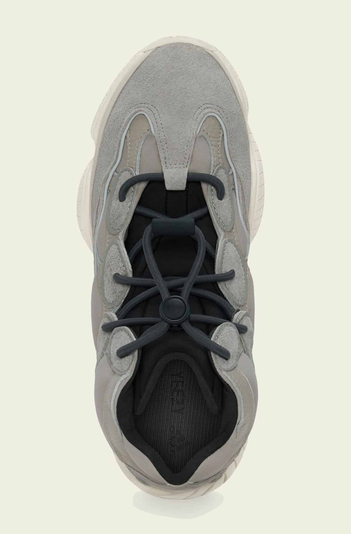 Adidas Yeezy 500 High 'Mist Stone' Top