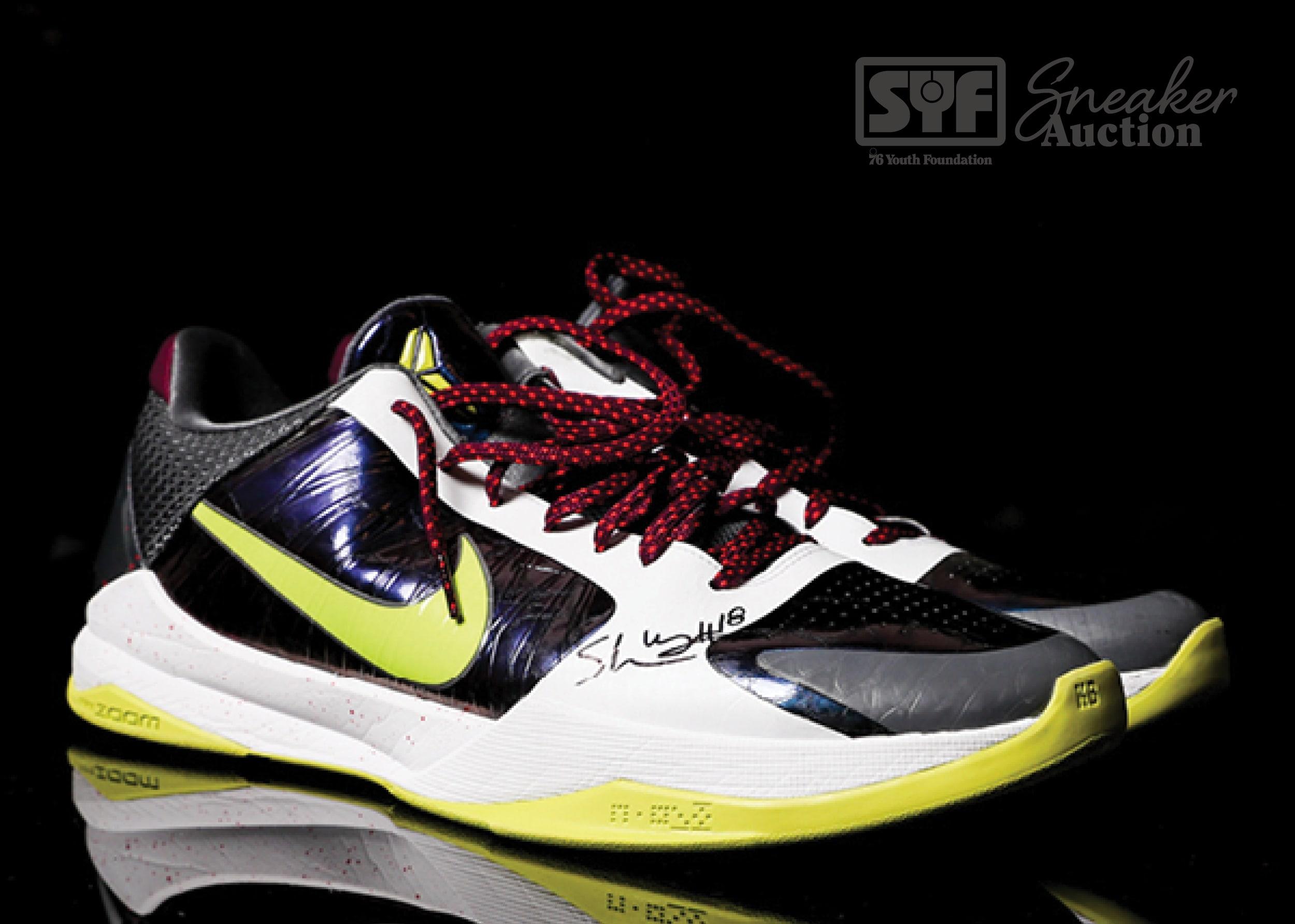 Shake Milton Nike Kobe 5 Protro