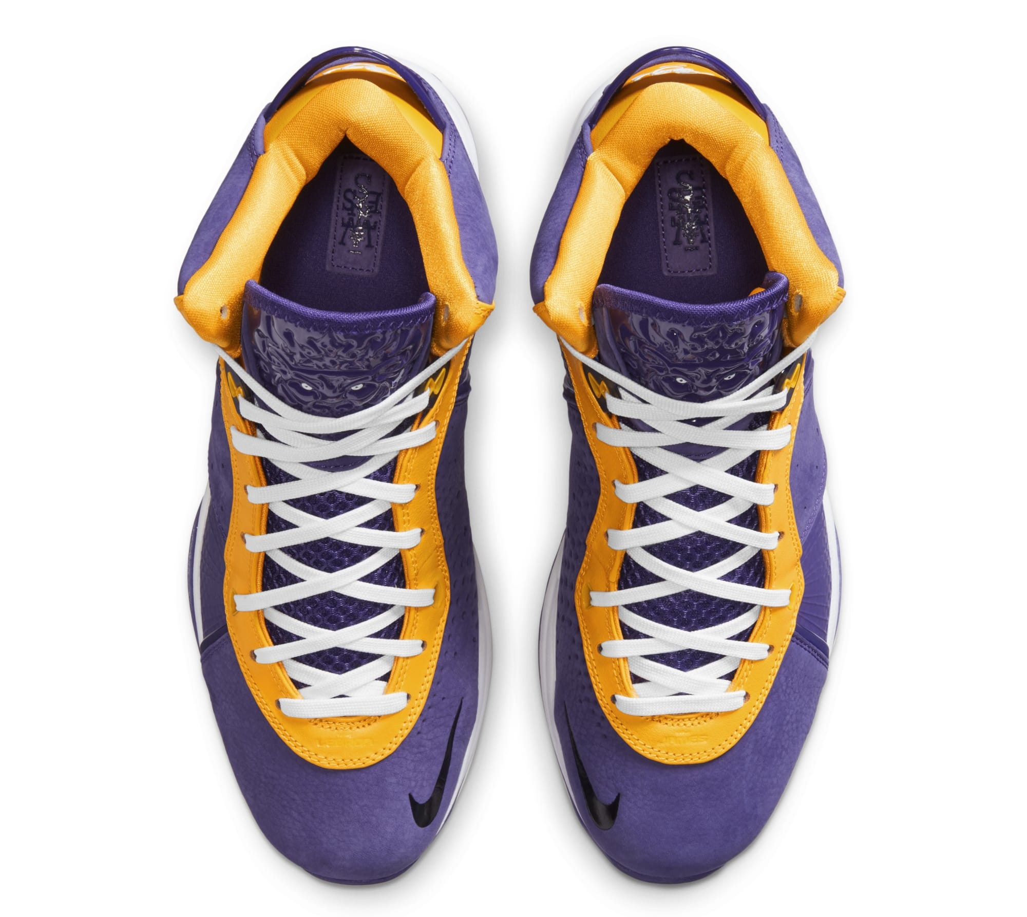 Nike LeBron 8 'Lakers' DC8380-500 (Top)