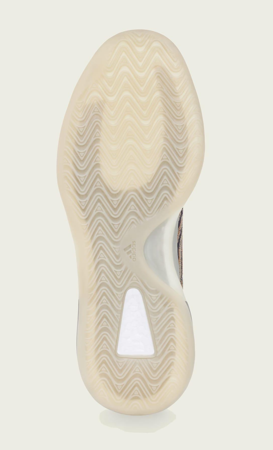 Adidas Yeezy QNTM 'Flash Orange' GW5314 Outsole