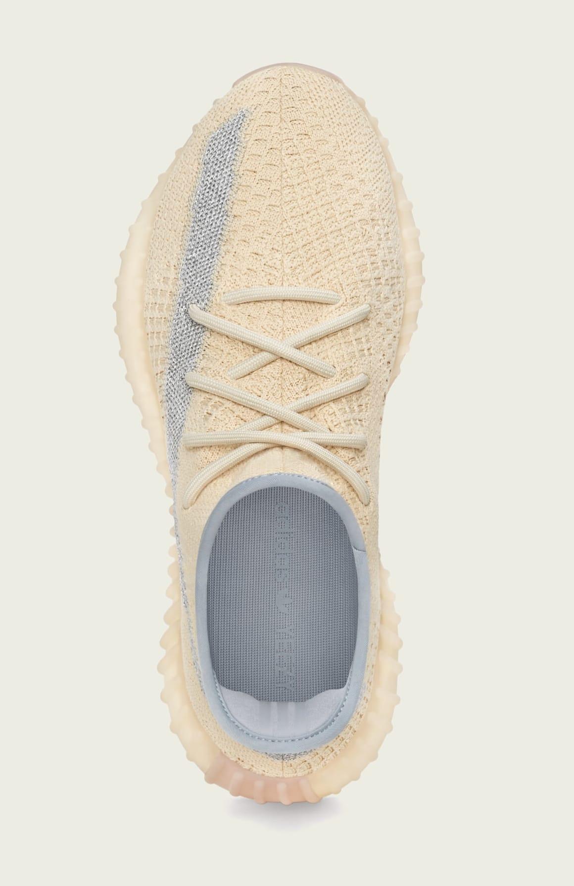 Adidas Yeezy Boost 350 V2 'Linen' FY5158 Top