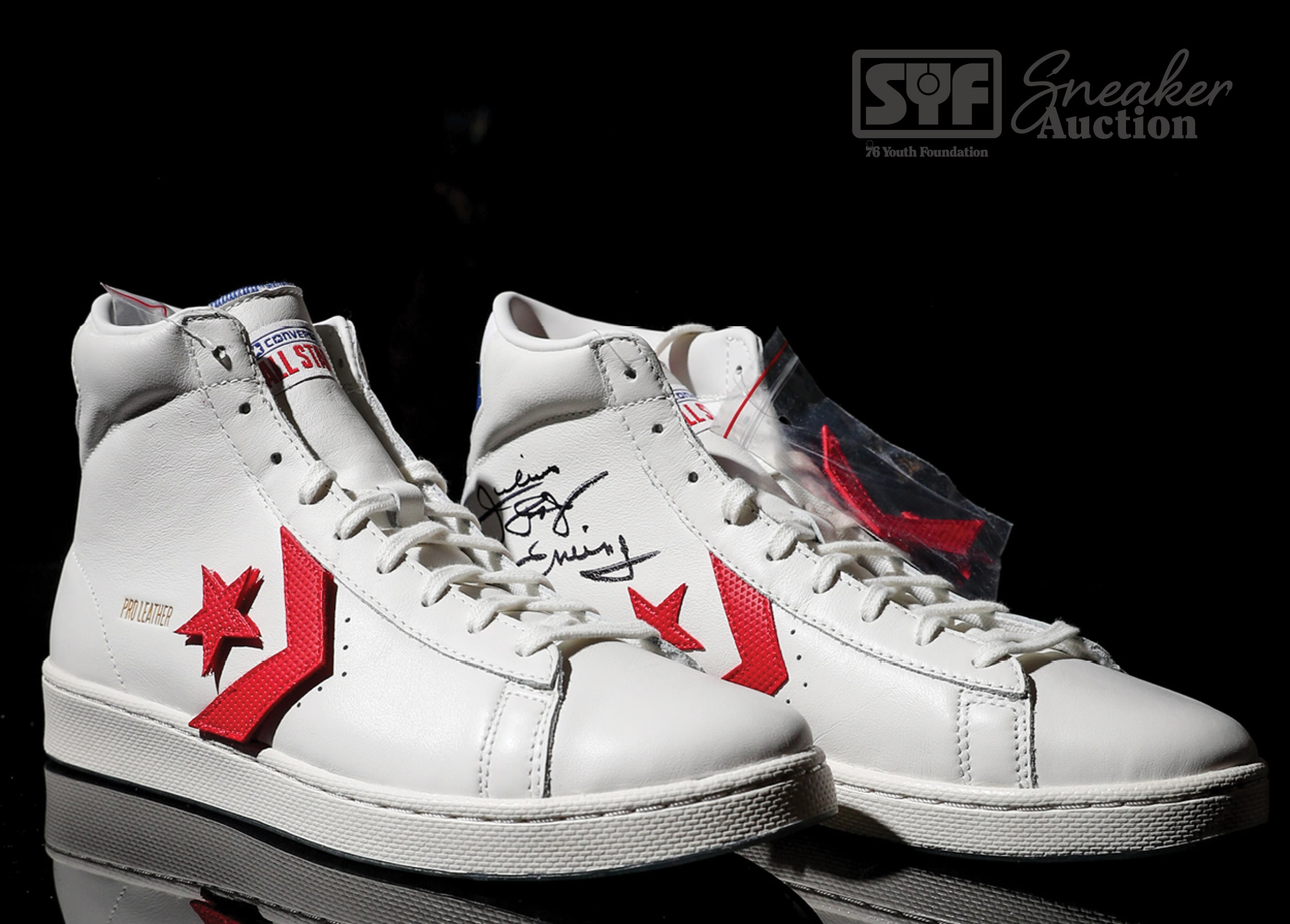 Julius Erving Converse Pro Leather
