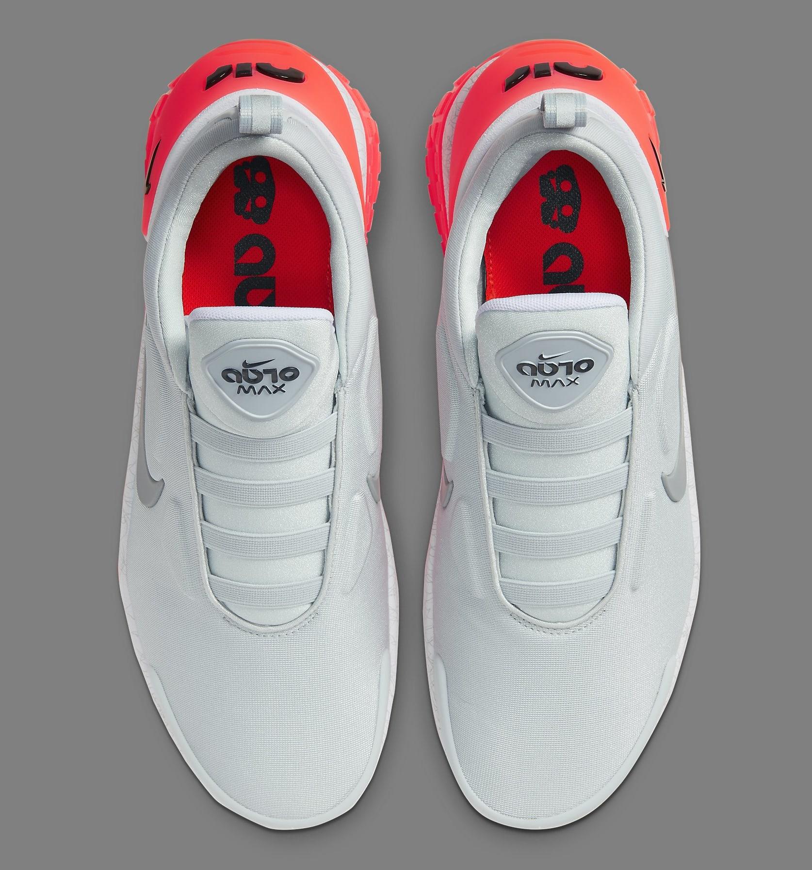 Nike Adapt Auto Max 'Infrared' CI5018-002 Top