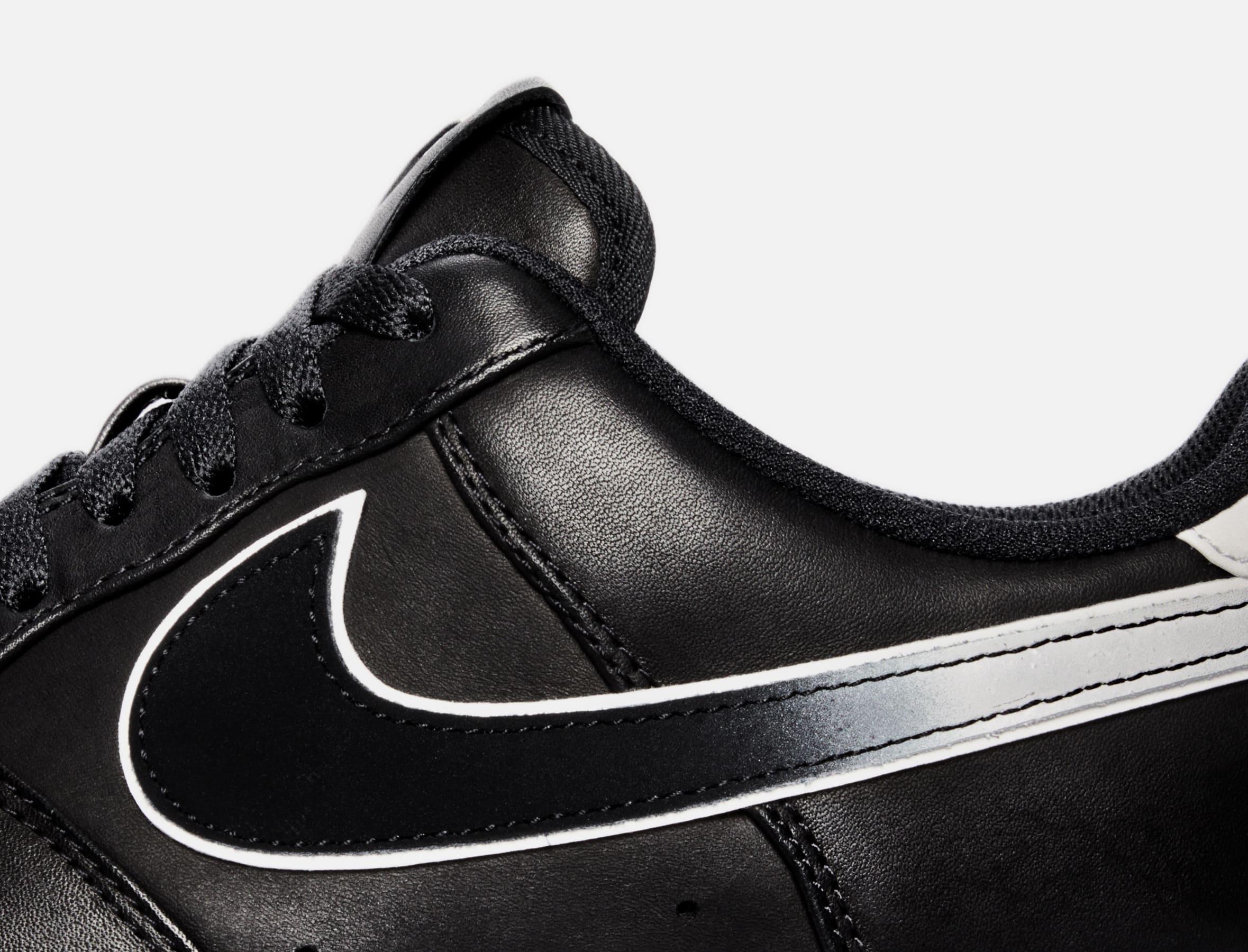 Colin Kaepernick x Nike Air Force Low Release Date CQ0493-001 Swoosh