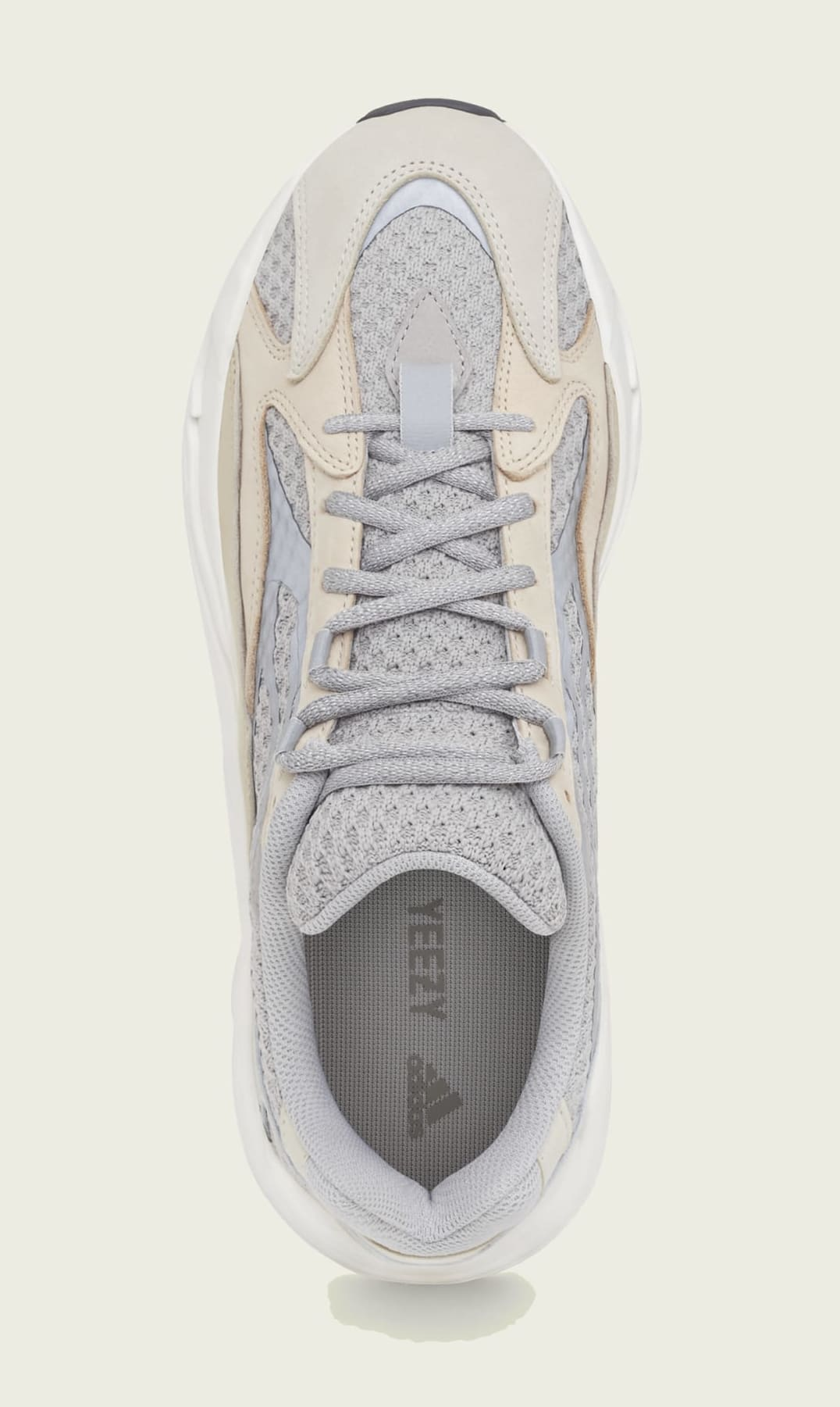 Adidas Yeezy Boost 700 V2 'Cream' GY7924 Top