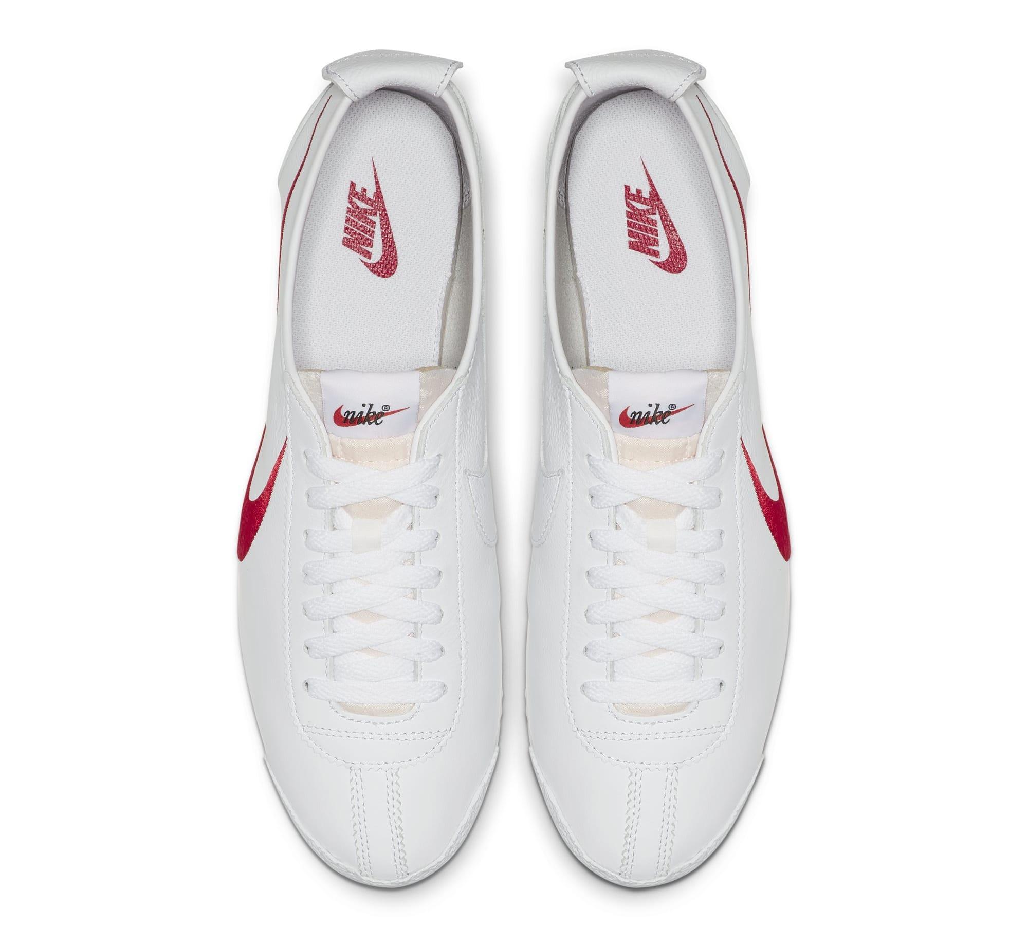 9d374df6532 Image via Nike Nike Classic Cortez 'Shoe Dog Pack (Swoosh)' CJ2586-100 (Top