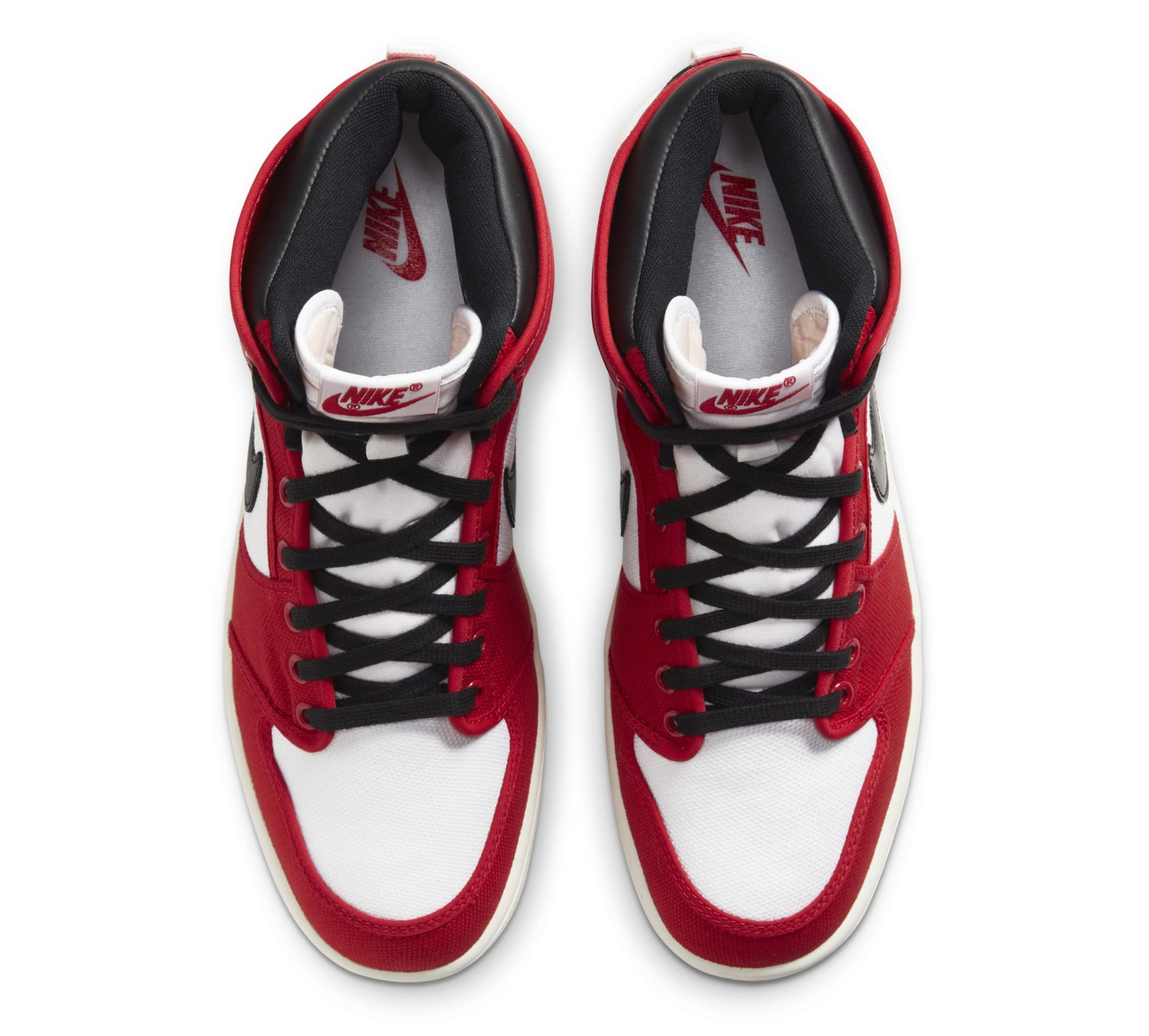 Air Jordan 1 KO 'Chicago' DA9089-100 (Top)