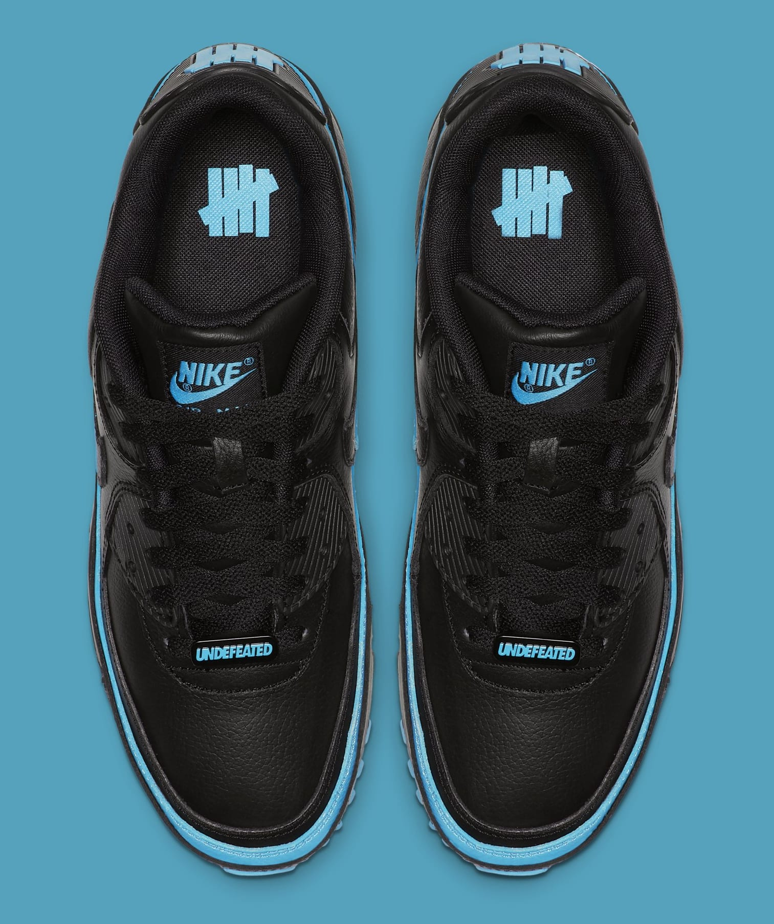 undefeated-nike-air-max-90-black-blue-fury-cj7197-002-top