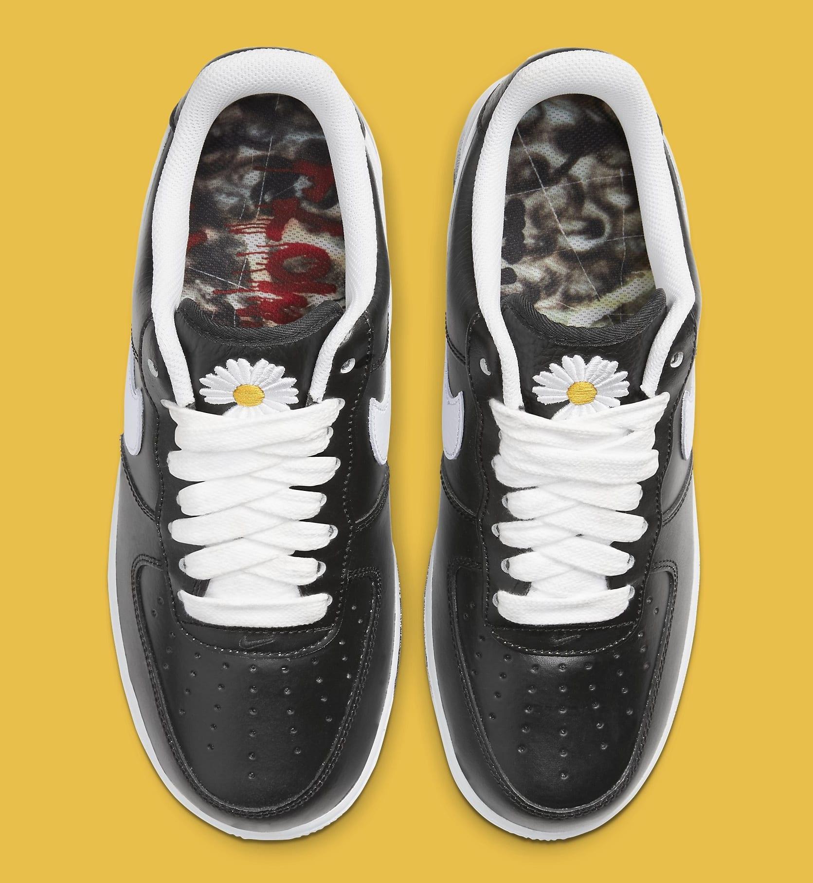 G Dragon Nike Air Force 1 Para Noise AQ3692 001 Release Date