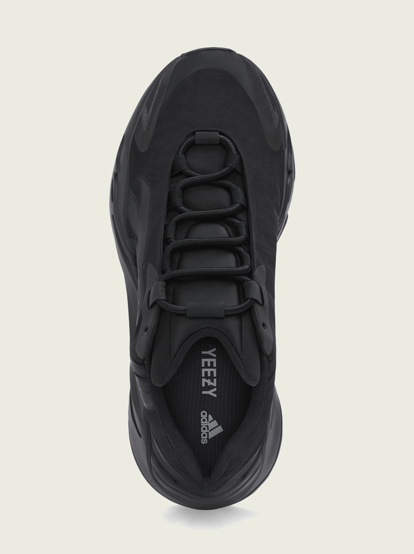 Adidas Yeezy Boost 700 MNVN 'Black' FV4440 Top