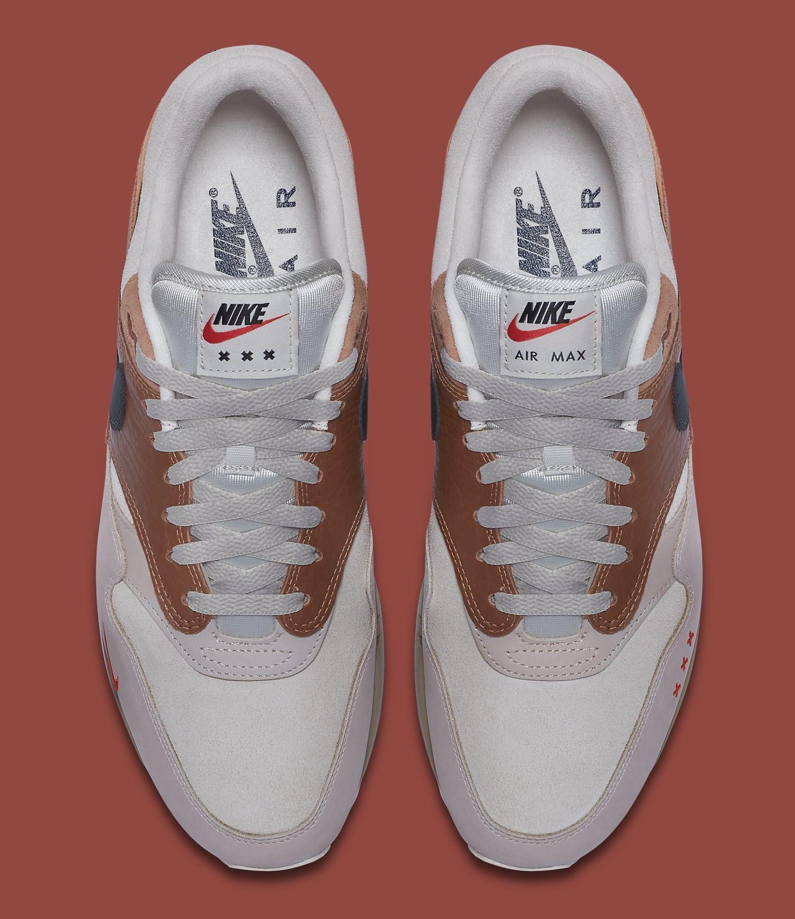 Nike Air Max 1 'City Pack' Amsterdam CV1638-200 Top