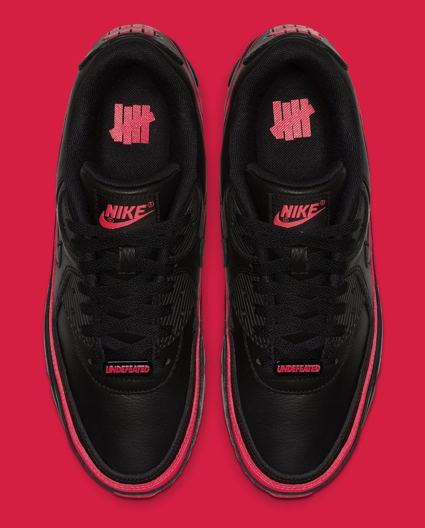 undefeated-nike-air-max-90-black-solar-red-cj7197-003-top